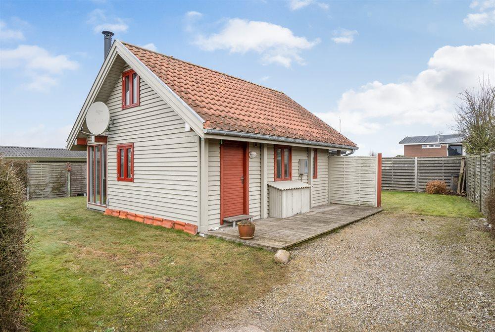 Ferienhaus in Hasmark für 4 Personen
