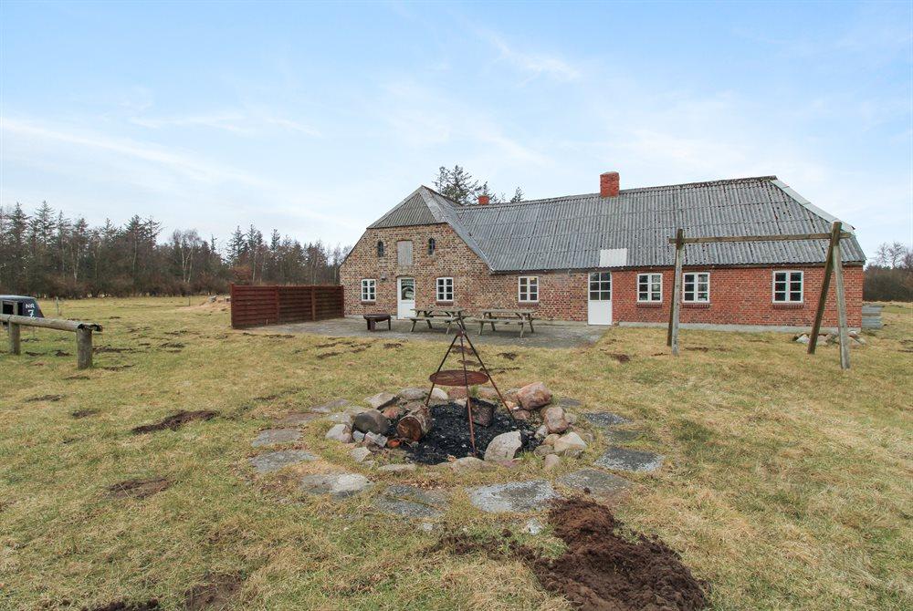 Ferienhaus in Vedersö Klit für 14 Personen