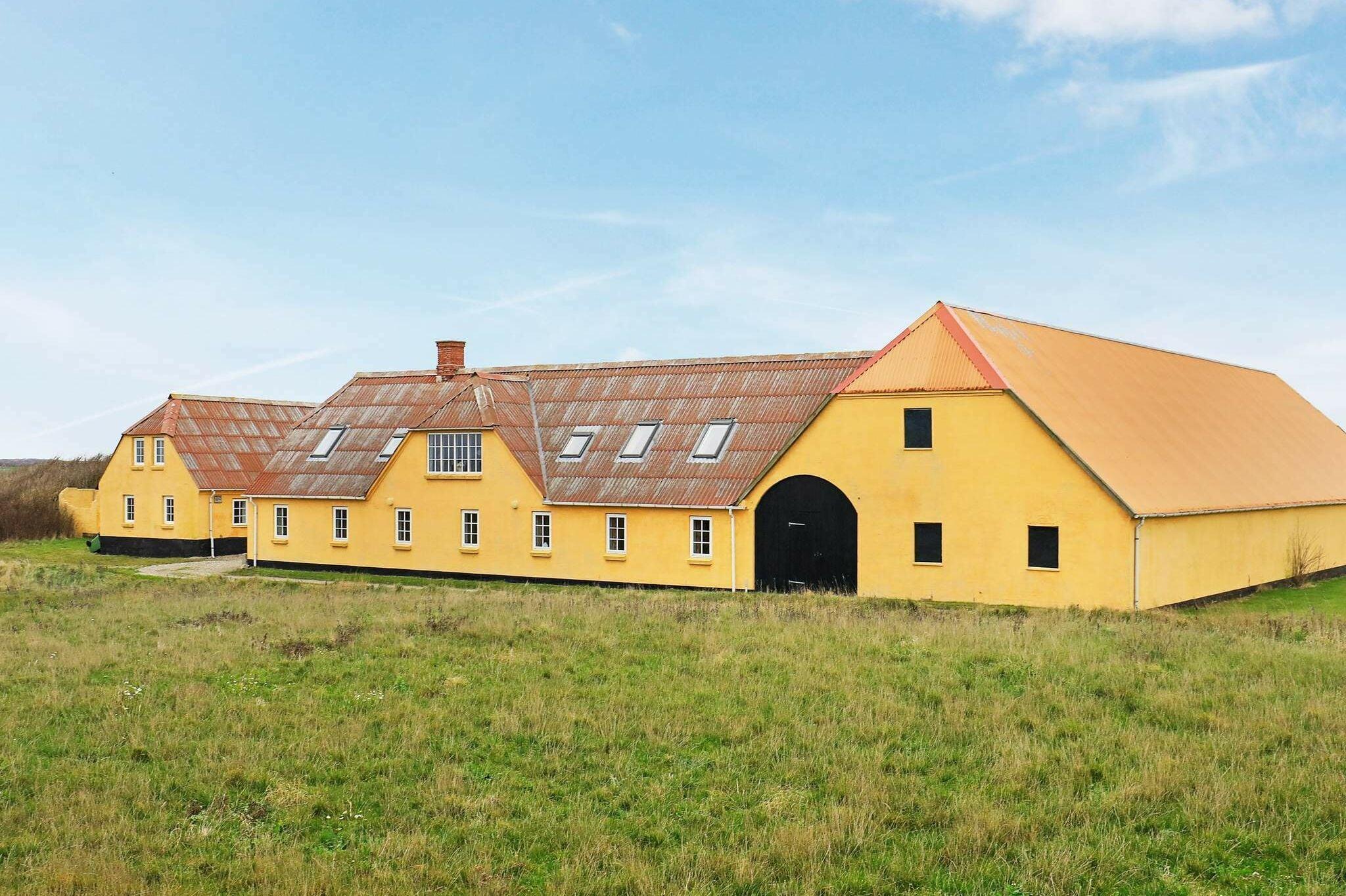 Ferienhaus in Lemvig für 12 Personen