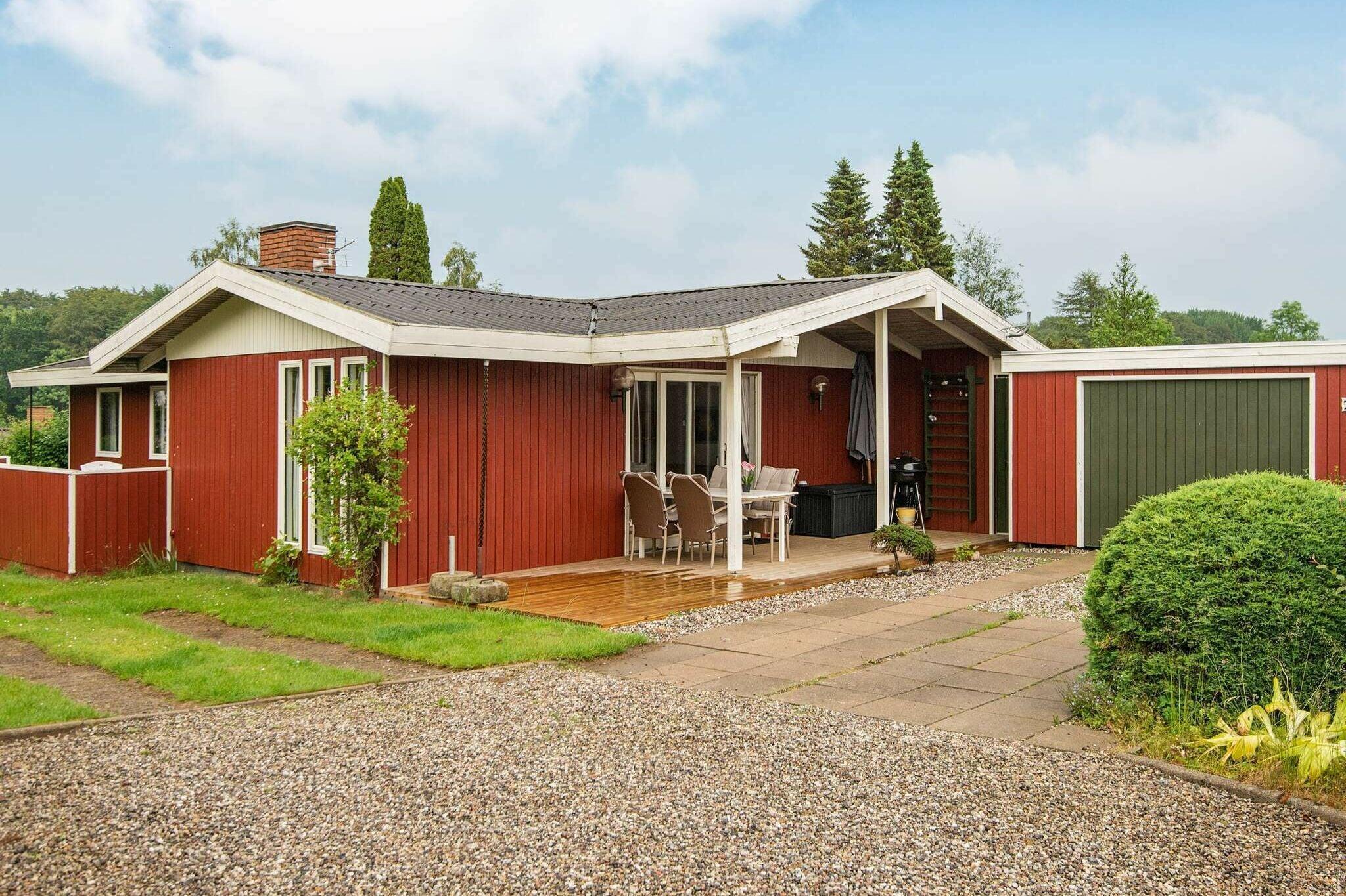 Ferienhaus in Egernsund für 8 Personen