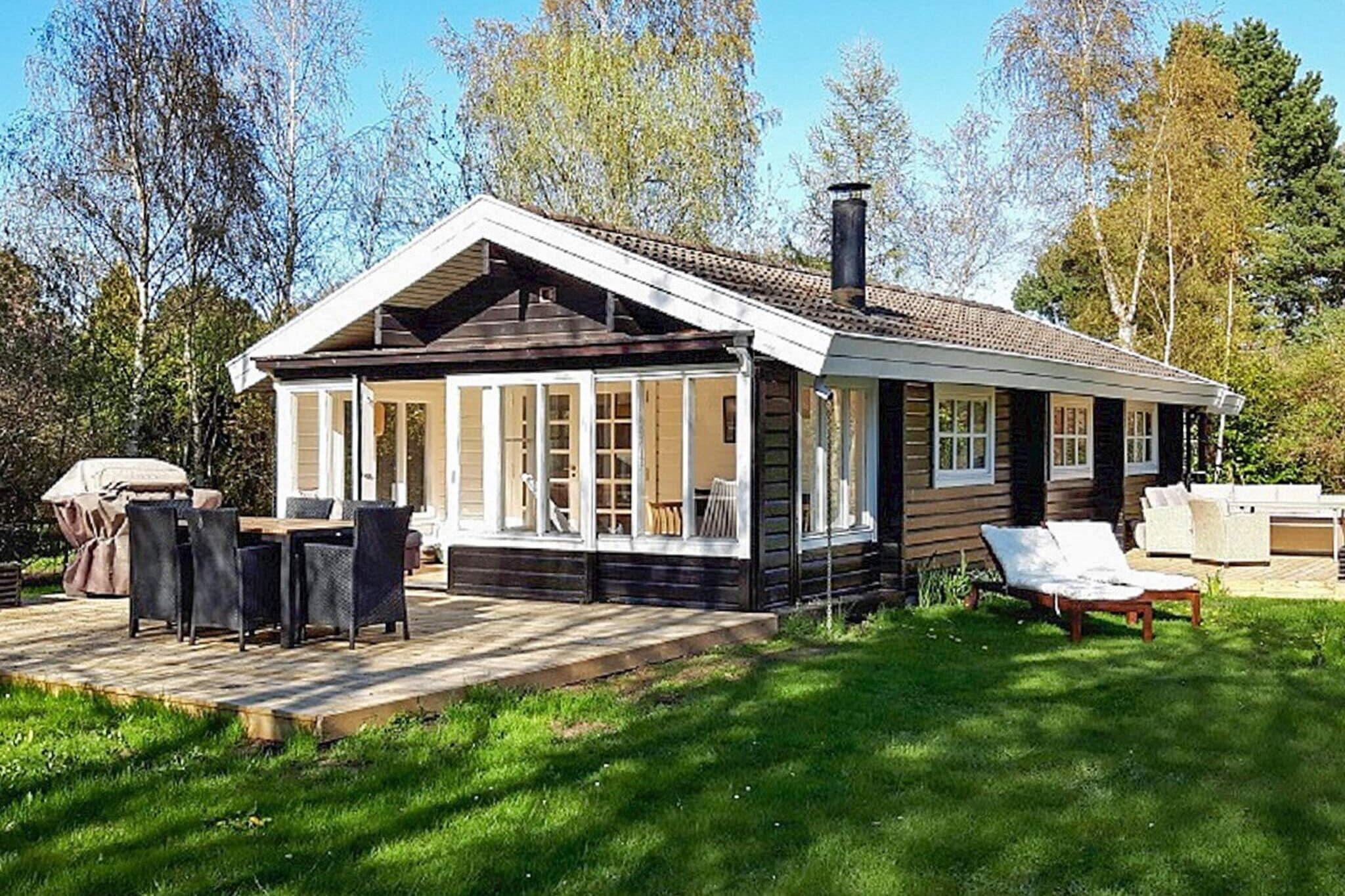 Ferienhaus in Grästed für 4 Personen