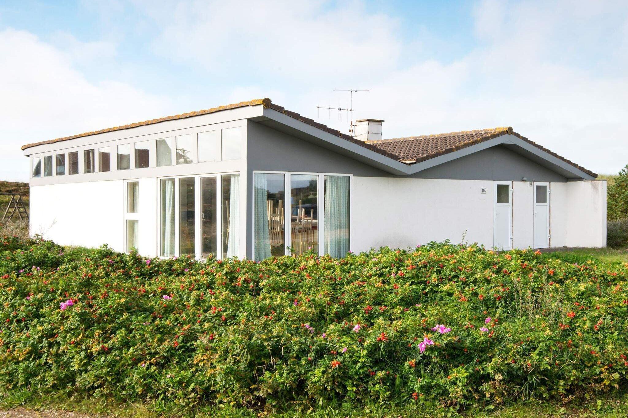 Ferienhaus in Hvide Sande für 10 Personen