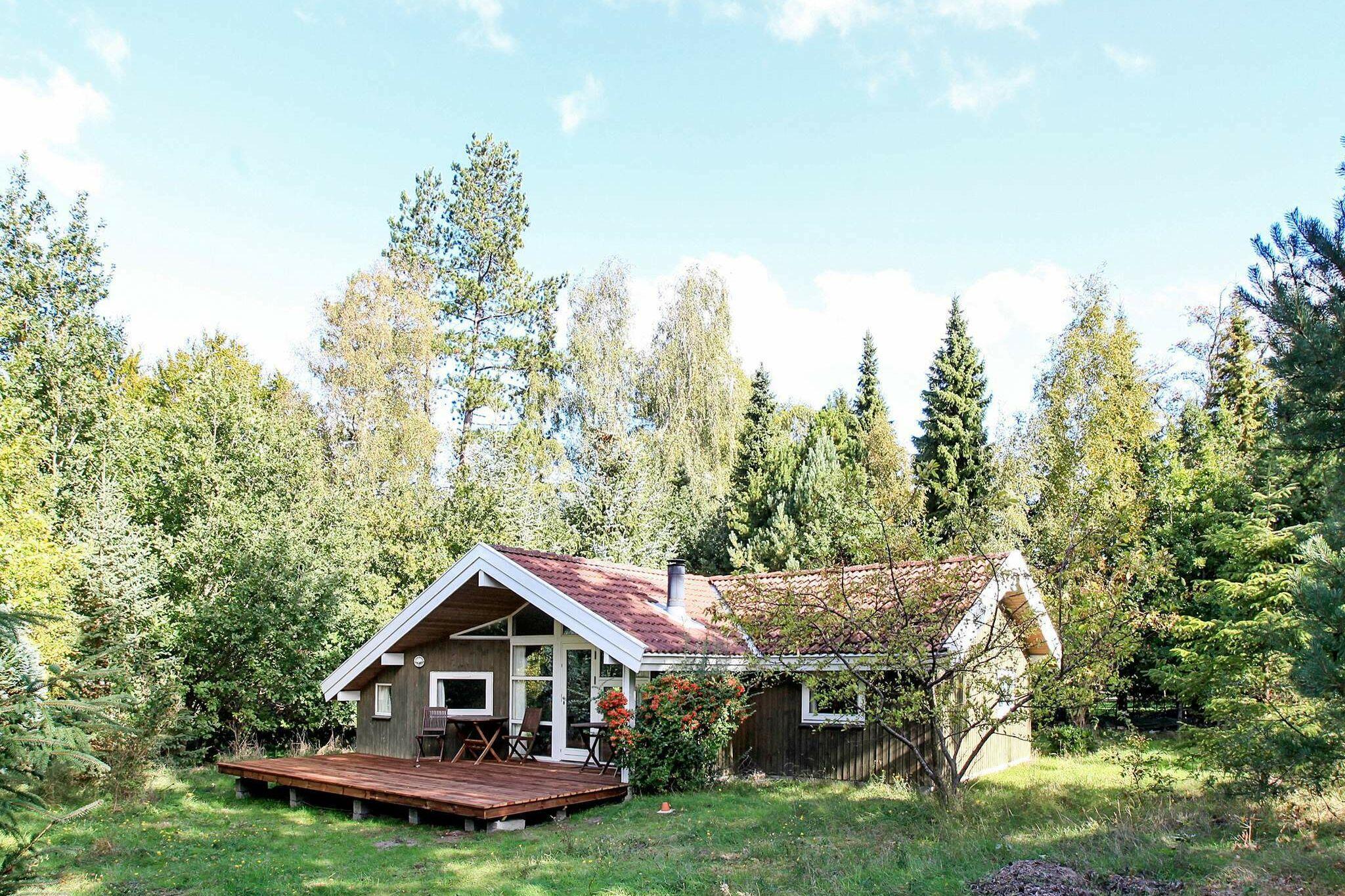 Ferienhaus in Rörvig für 7 Personen