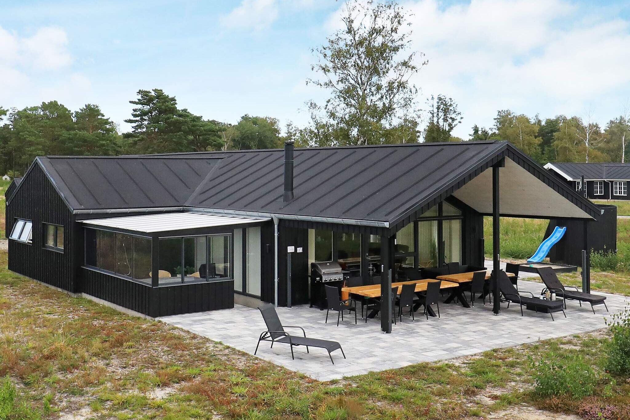 Ferienhaus in Läsö für 14 Personen