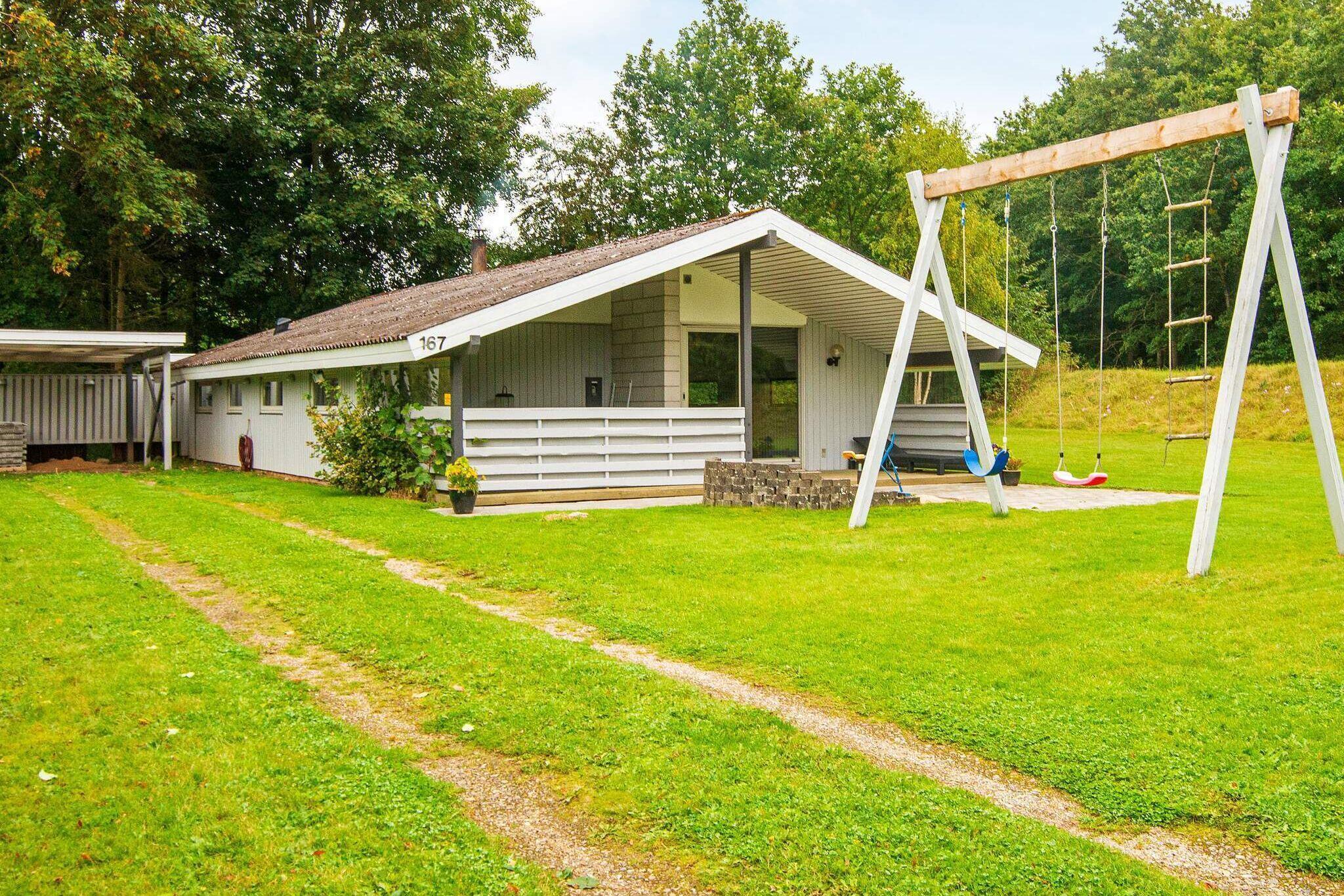 Ferienhaus in Farvang für 6 Personen