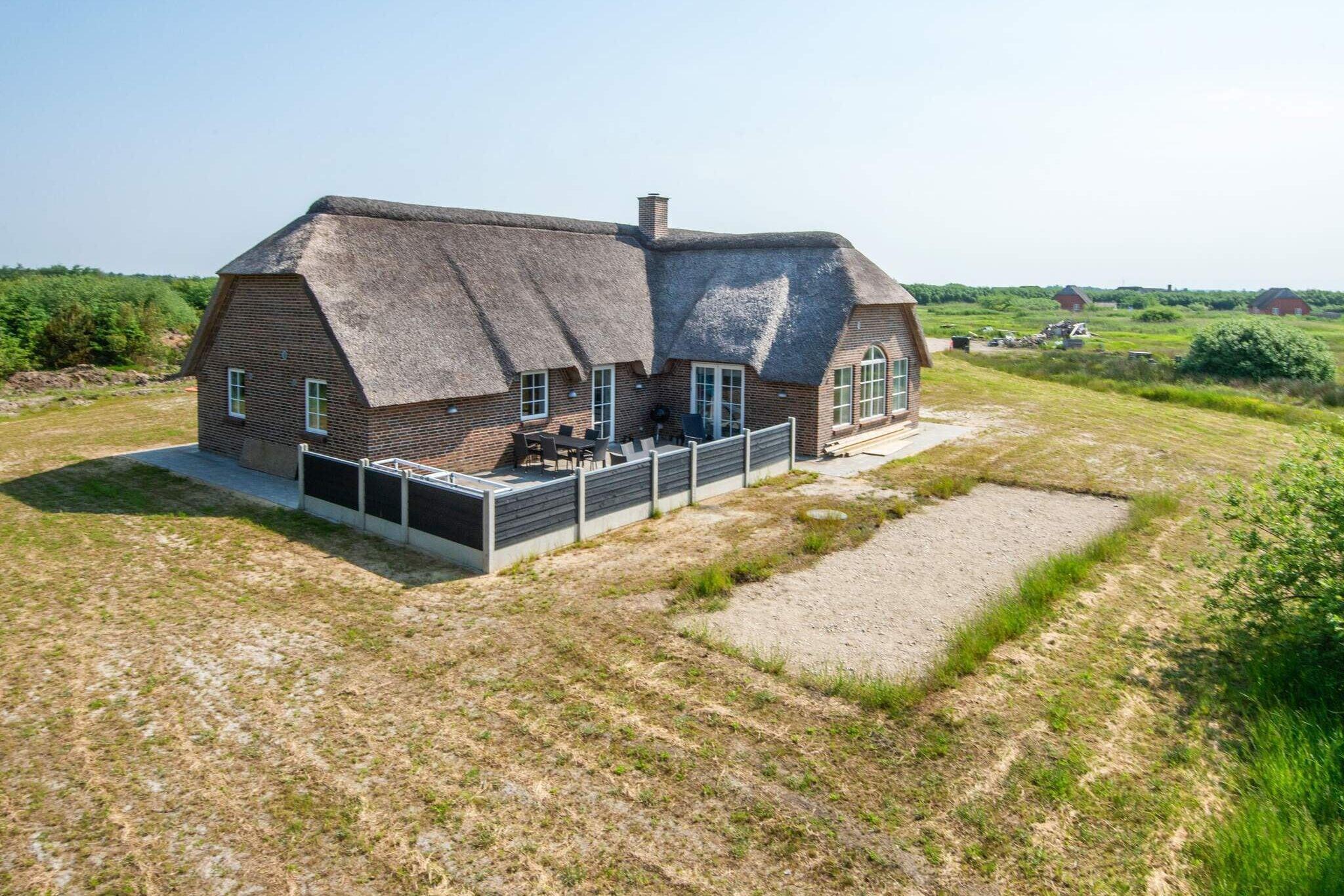 Ferienhaus in Ulfborg für 16 Personen
