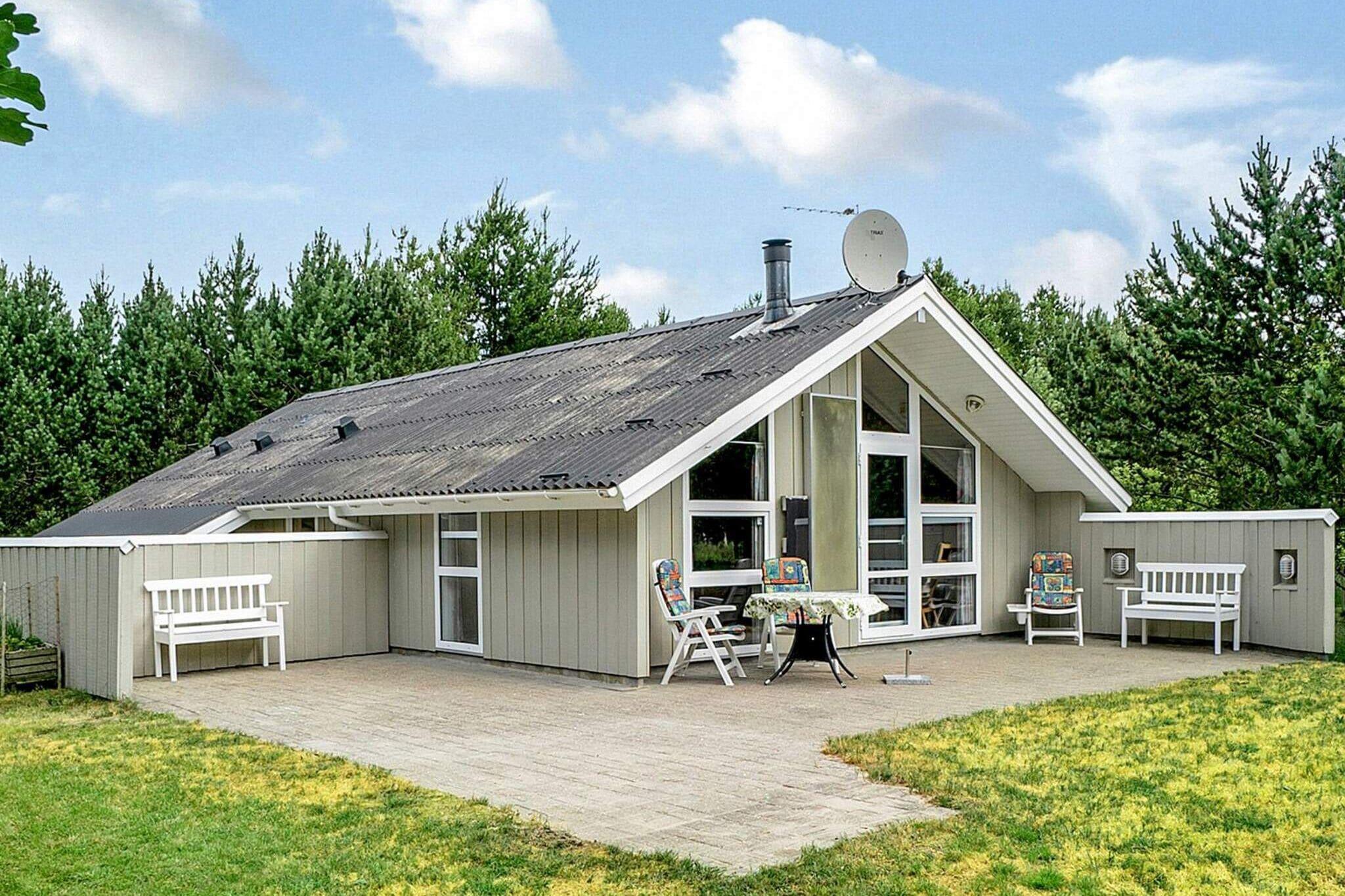 Ferienhaus in Jerup für 10 Personen
