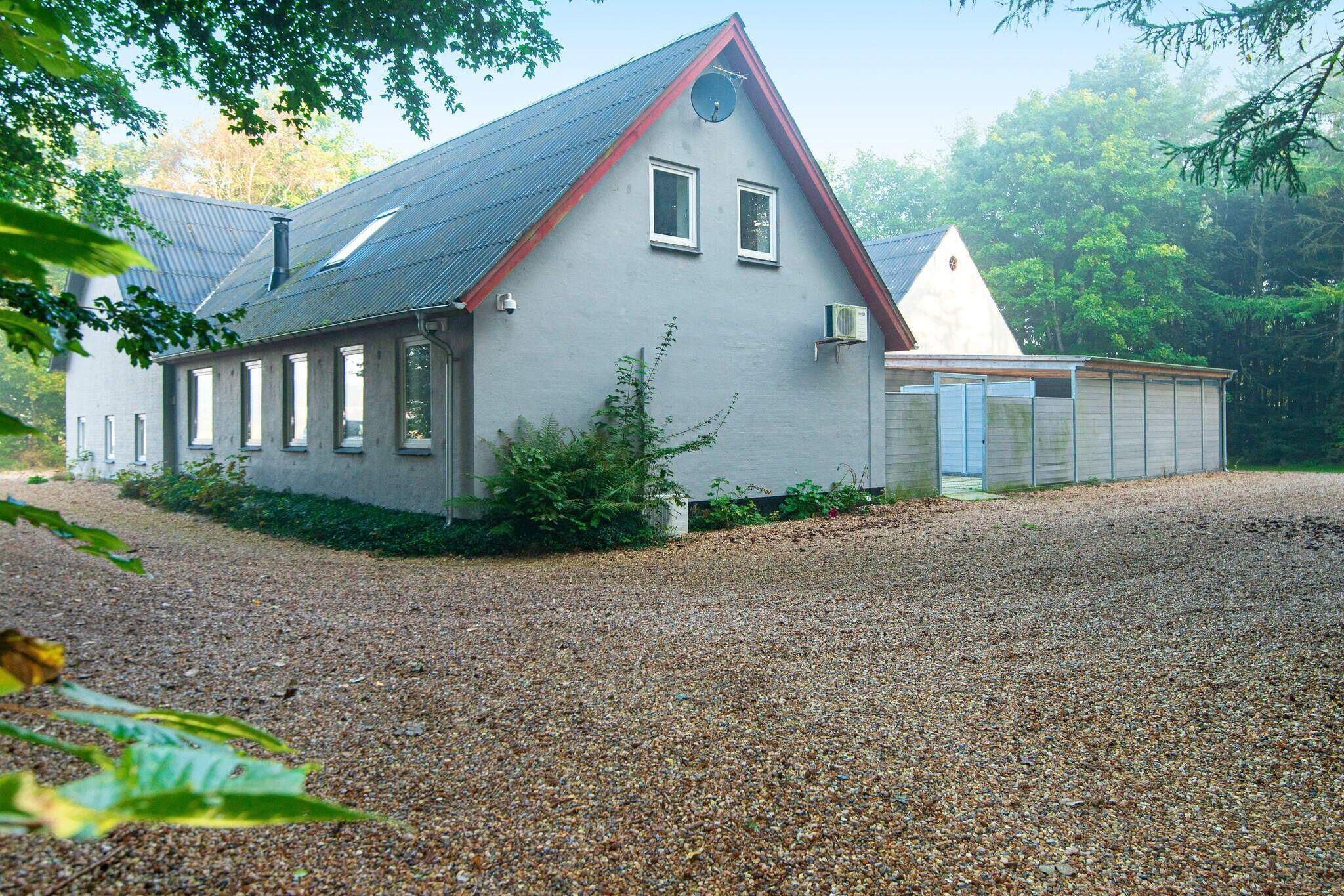 Ferienhaus in Sönder Omme für 16 Personen