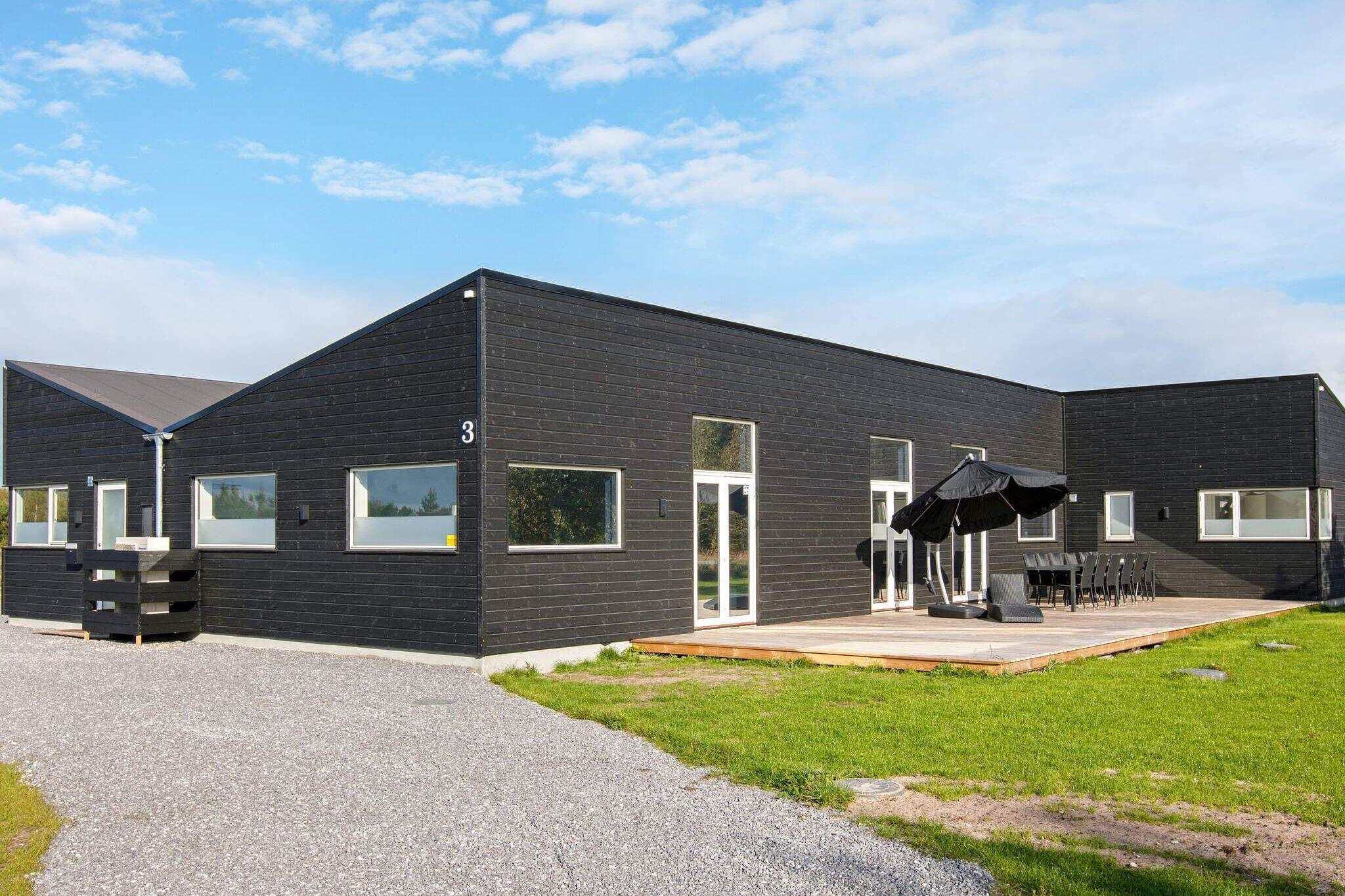 Ferienhaus in Väggerlöse für 16 Personen