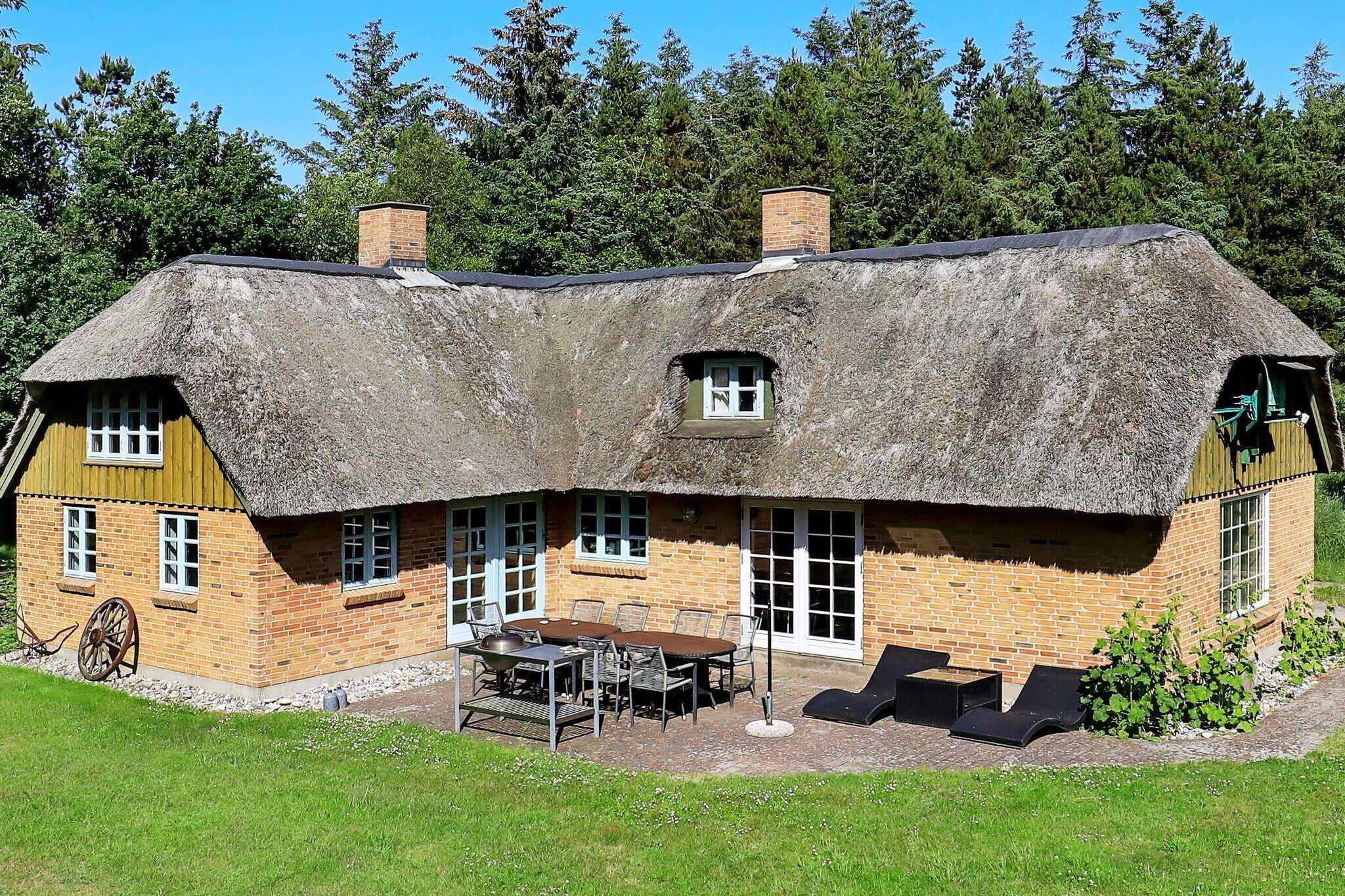 Ferienhaus in Ulfborg für 14 Personen