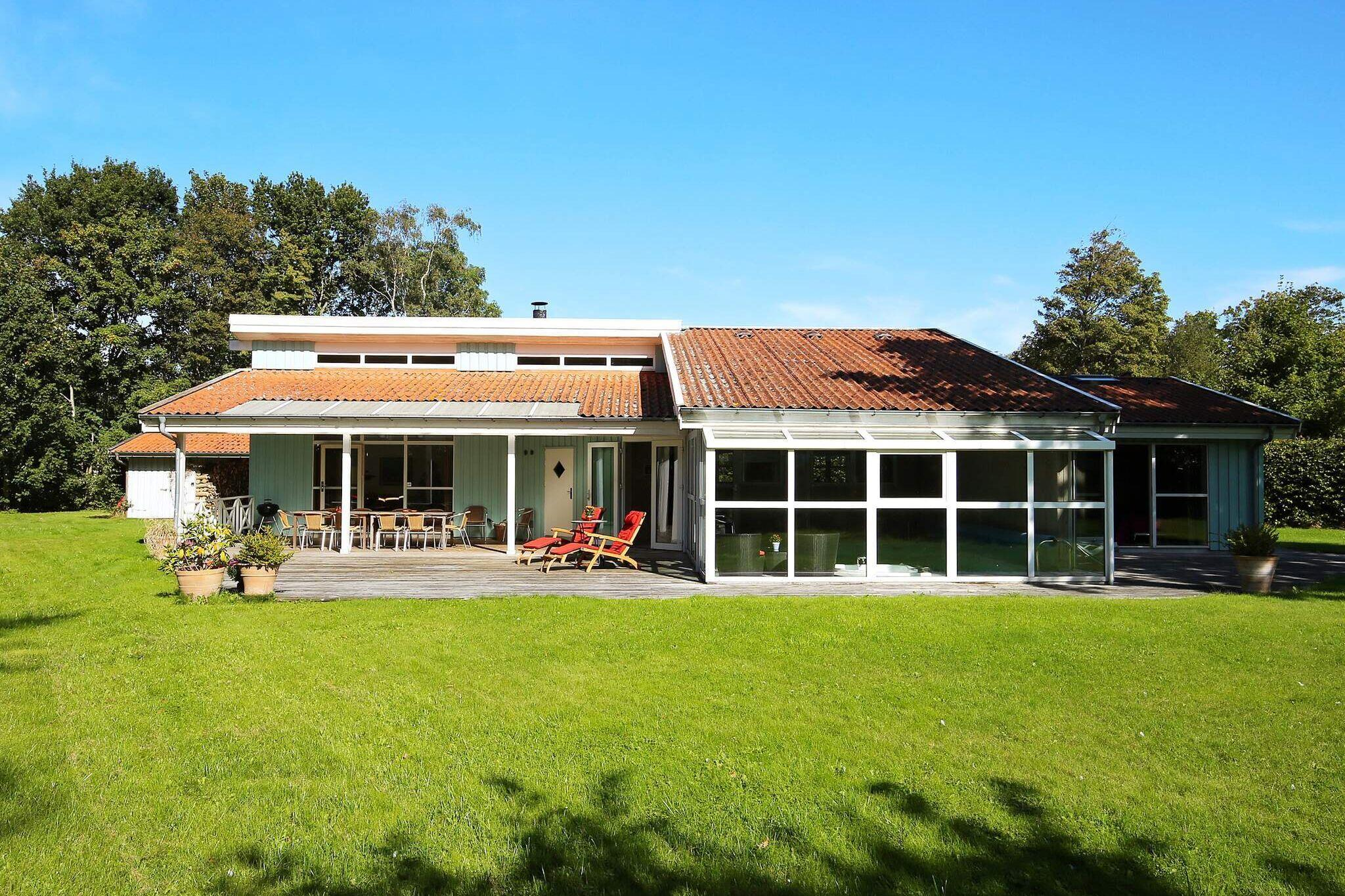 Ferienhaus in Tisvildeleje für 10 Personen