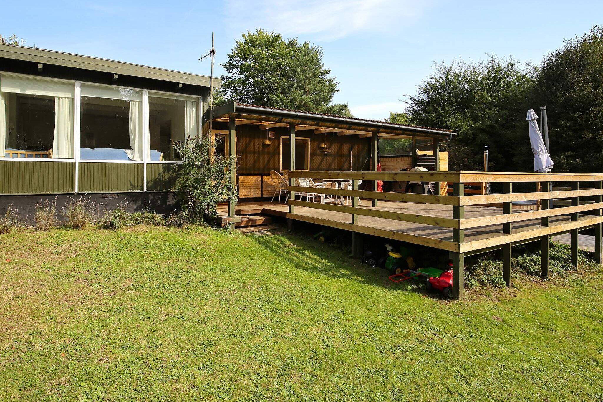 Ferienhaus in Farevejle für 4 Personen