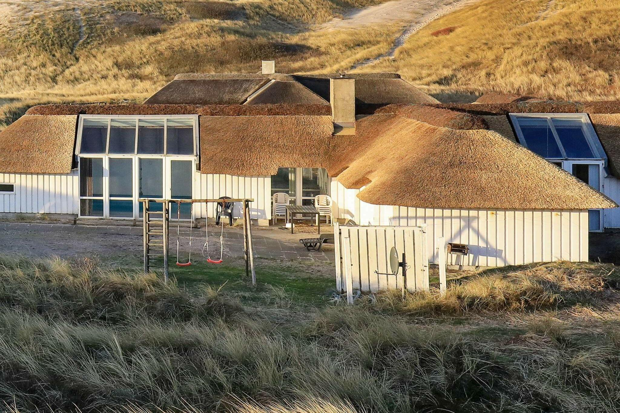 Ferienhaus in Hvide Sande für 12 Personen