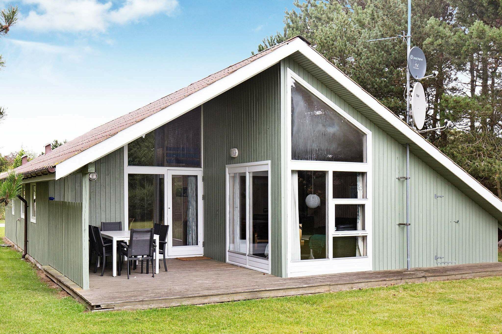 Ferienhaus in Dannemare für 10 Personen