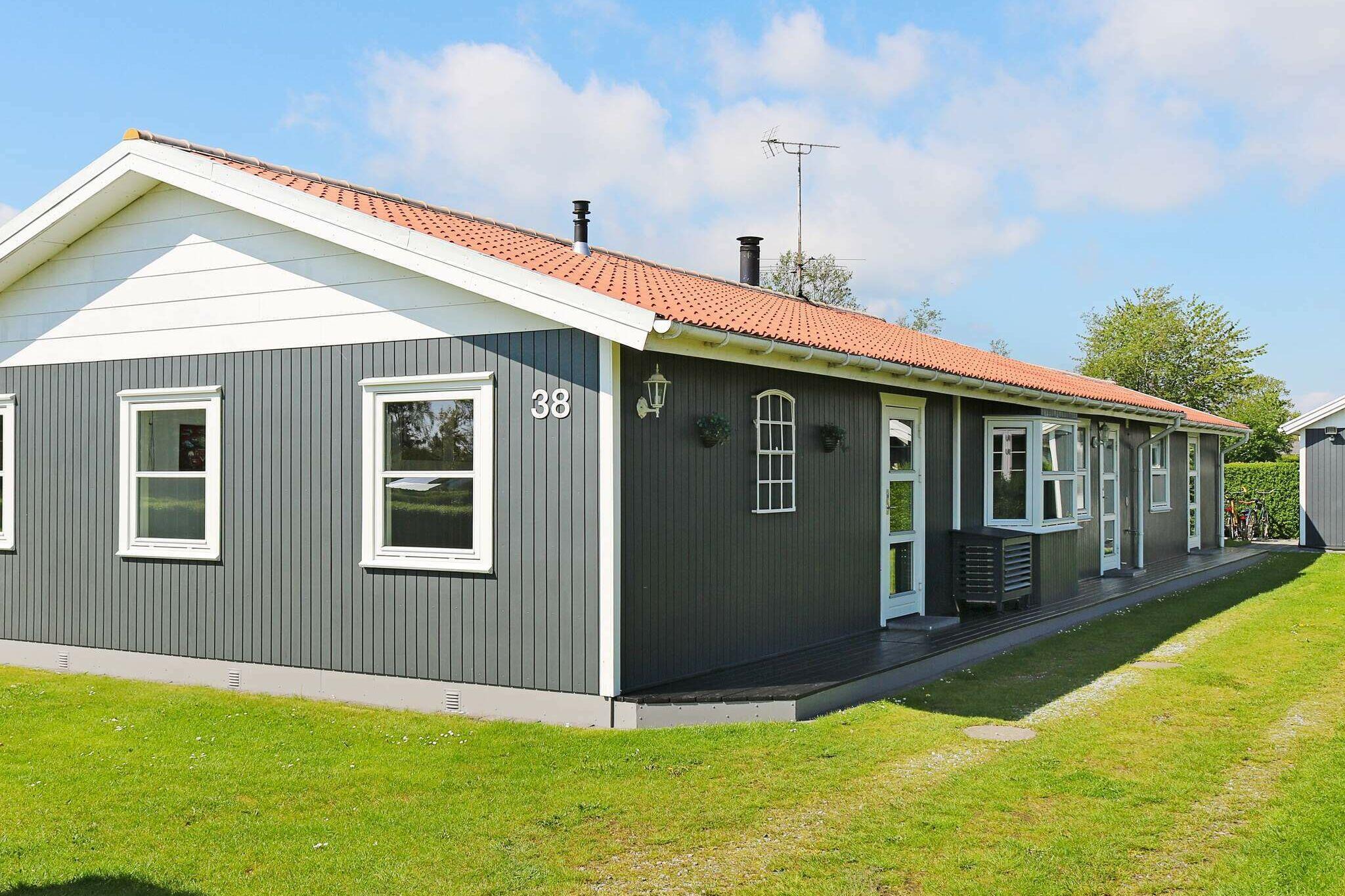 Ferienhaus in Hadsund für 12 Personen
