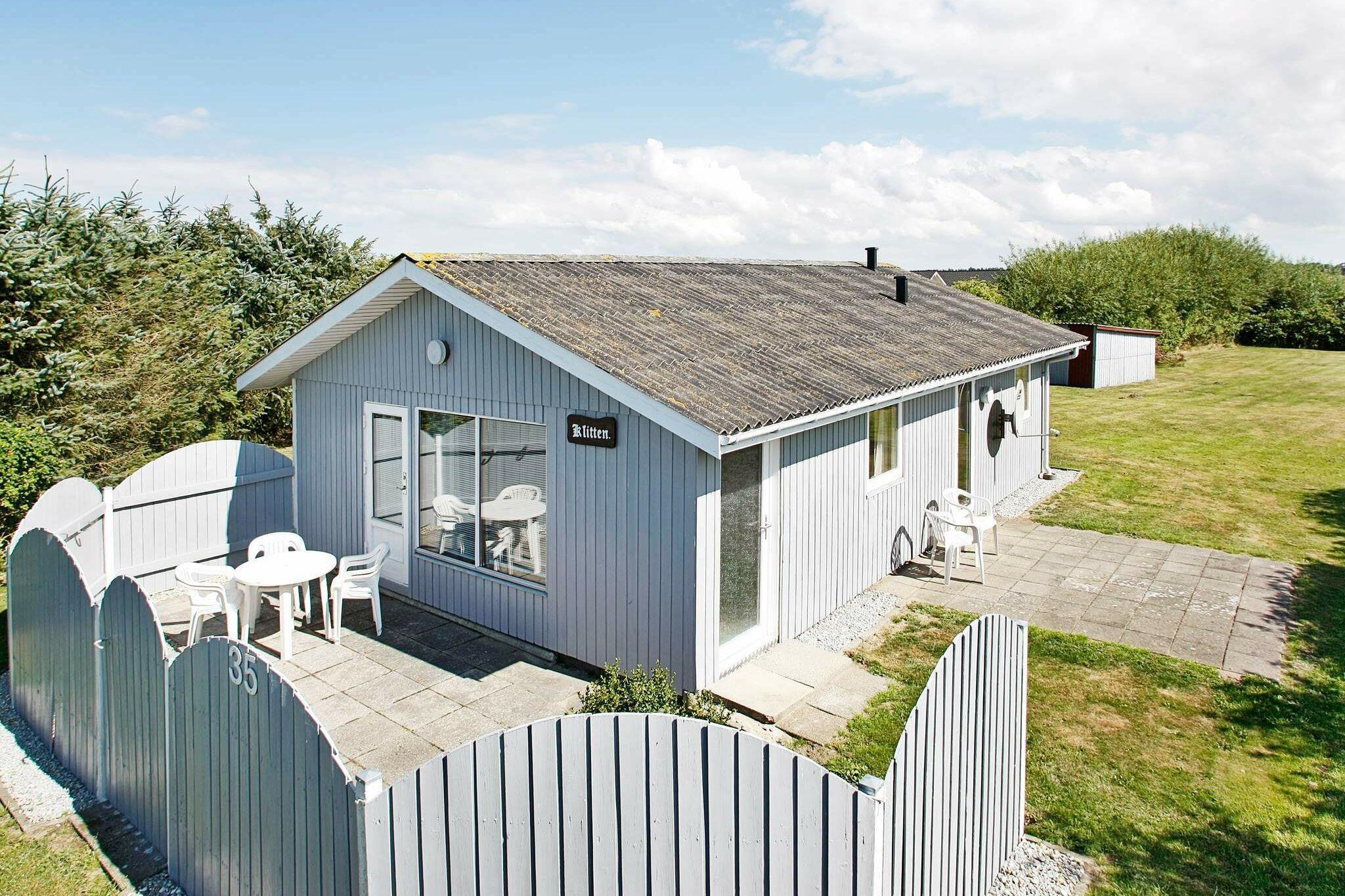 Ferienhaus in Lökken für 4 Personen