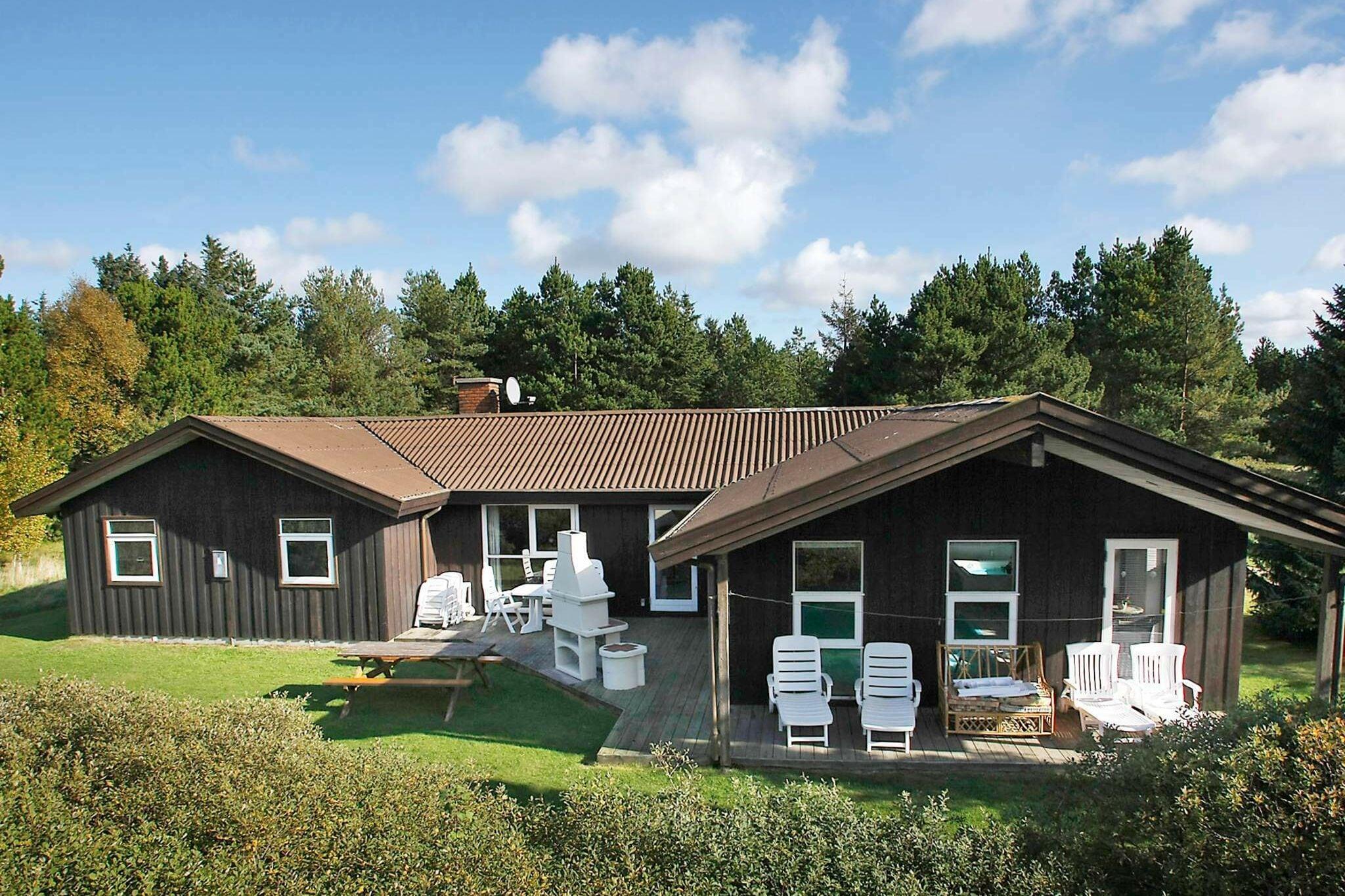Ferienhaus in Pandrup für 12 Personen