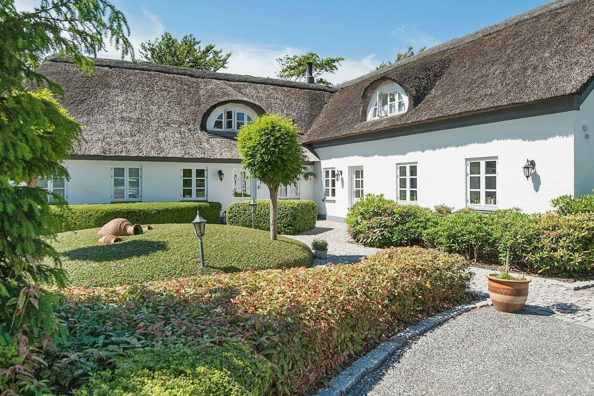 Ferienhaus in Bramming für 10 Personen
