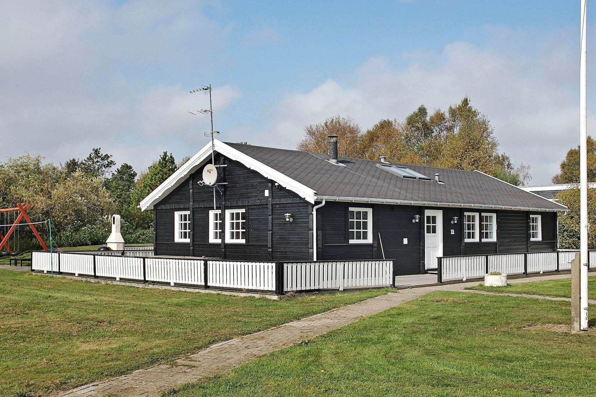 Ferienhaus in Hals für 15 Personen