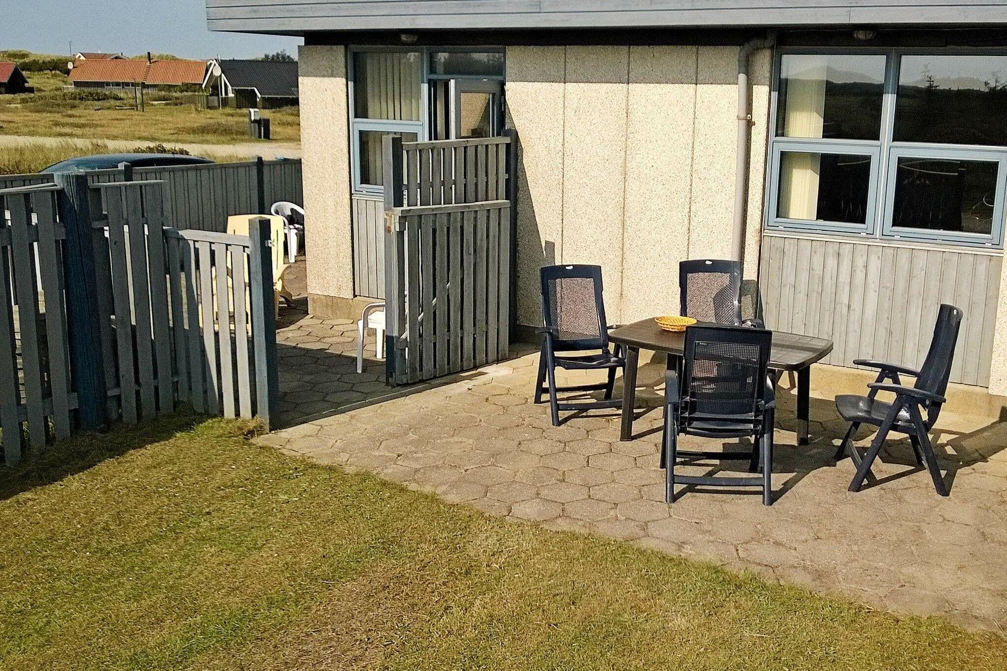 Ferienhaus in Hvide Sande für 6 Personen