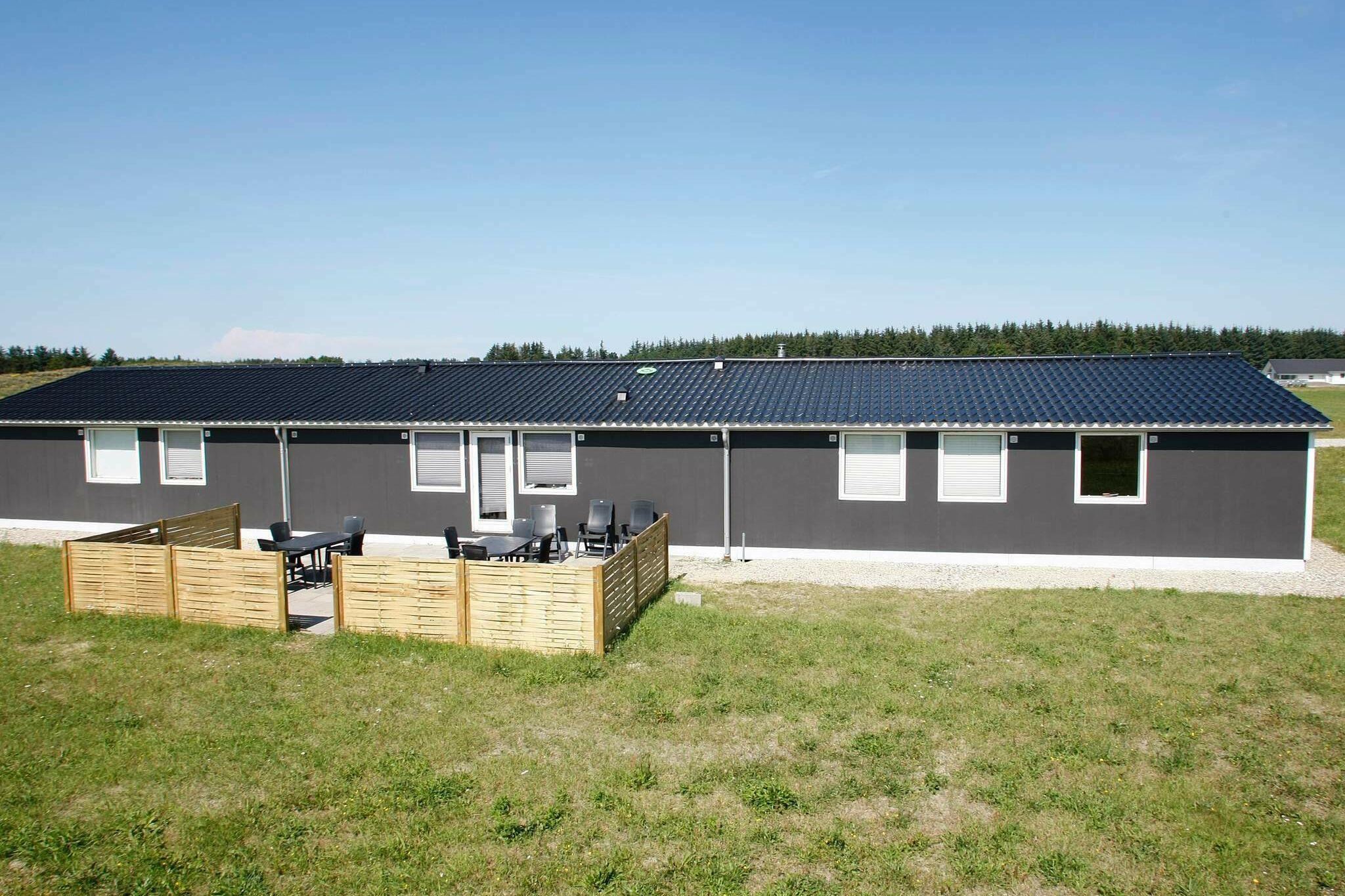 Ferienhaus in Brovst für 16 Personen