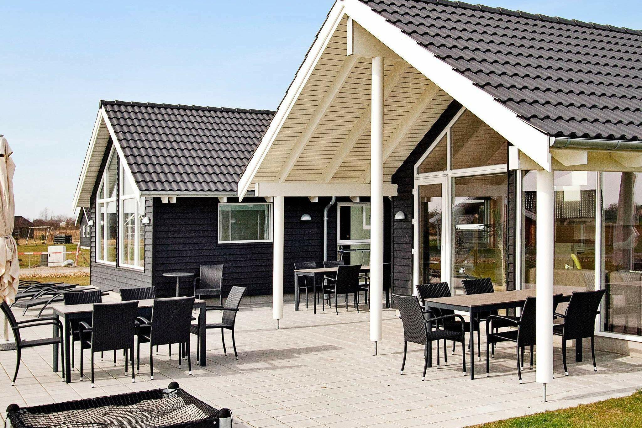 Ferienhaus in Idestrup für 14 Personen