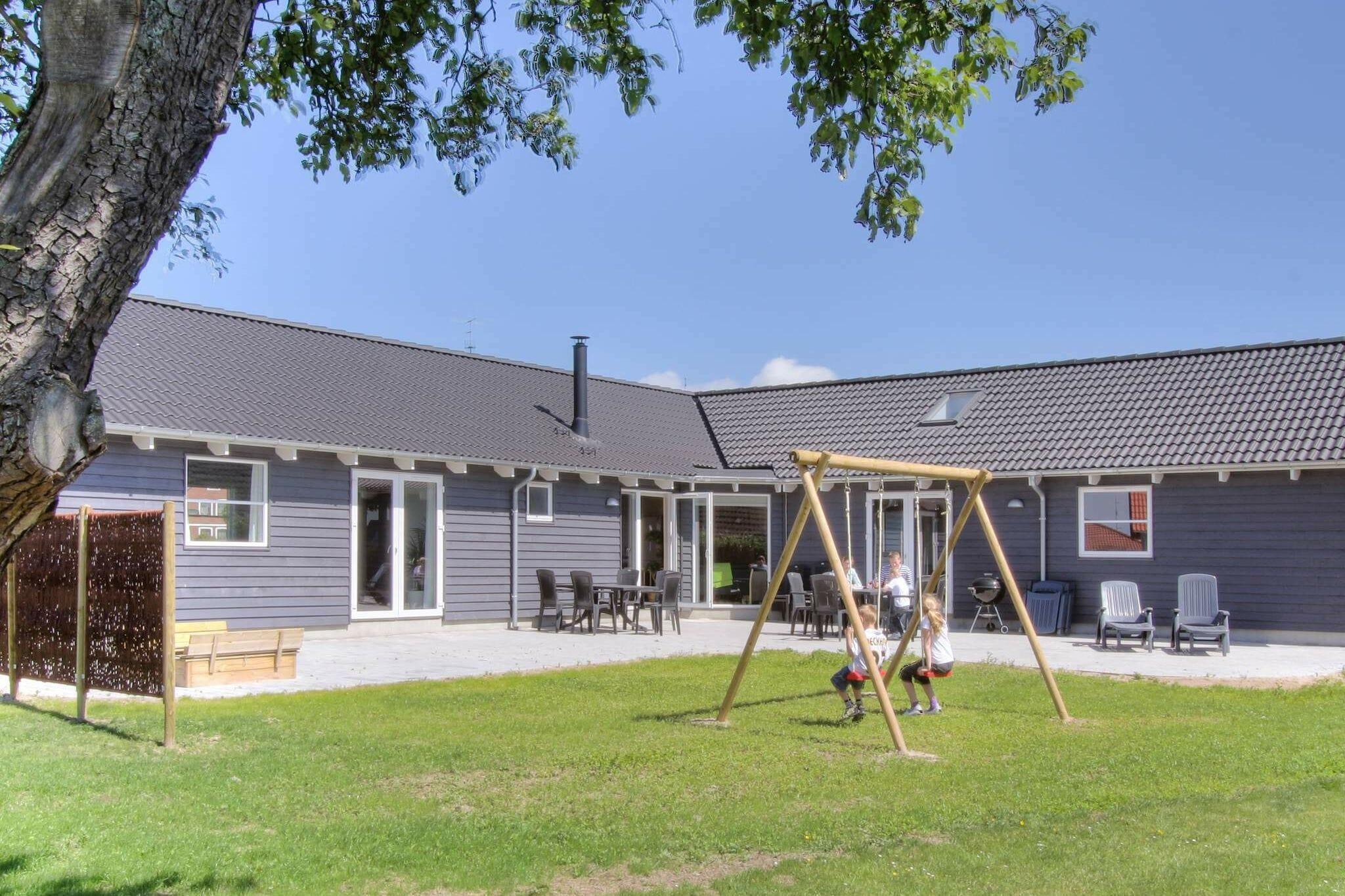 Ferienhaus in Bagenkop für 16 Personen