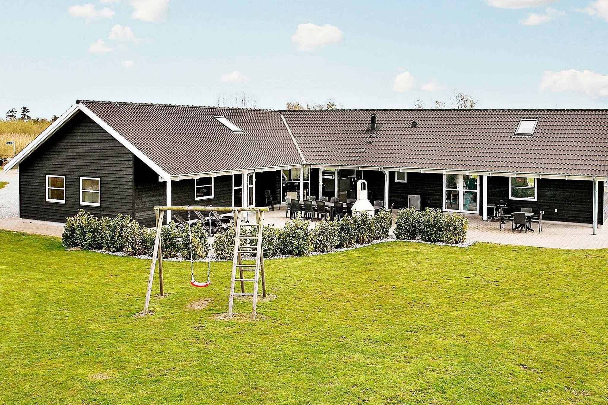 Ferienhaus in Idestrup für 18 Personen