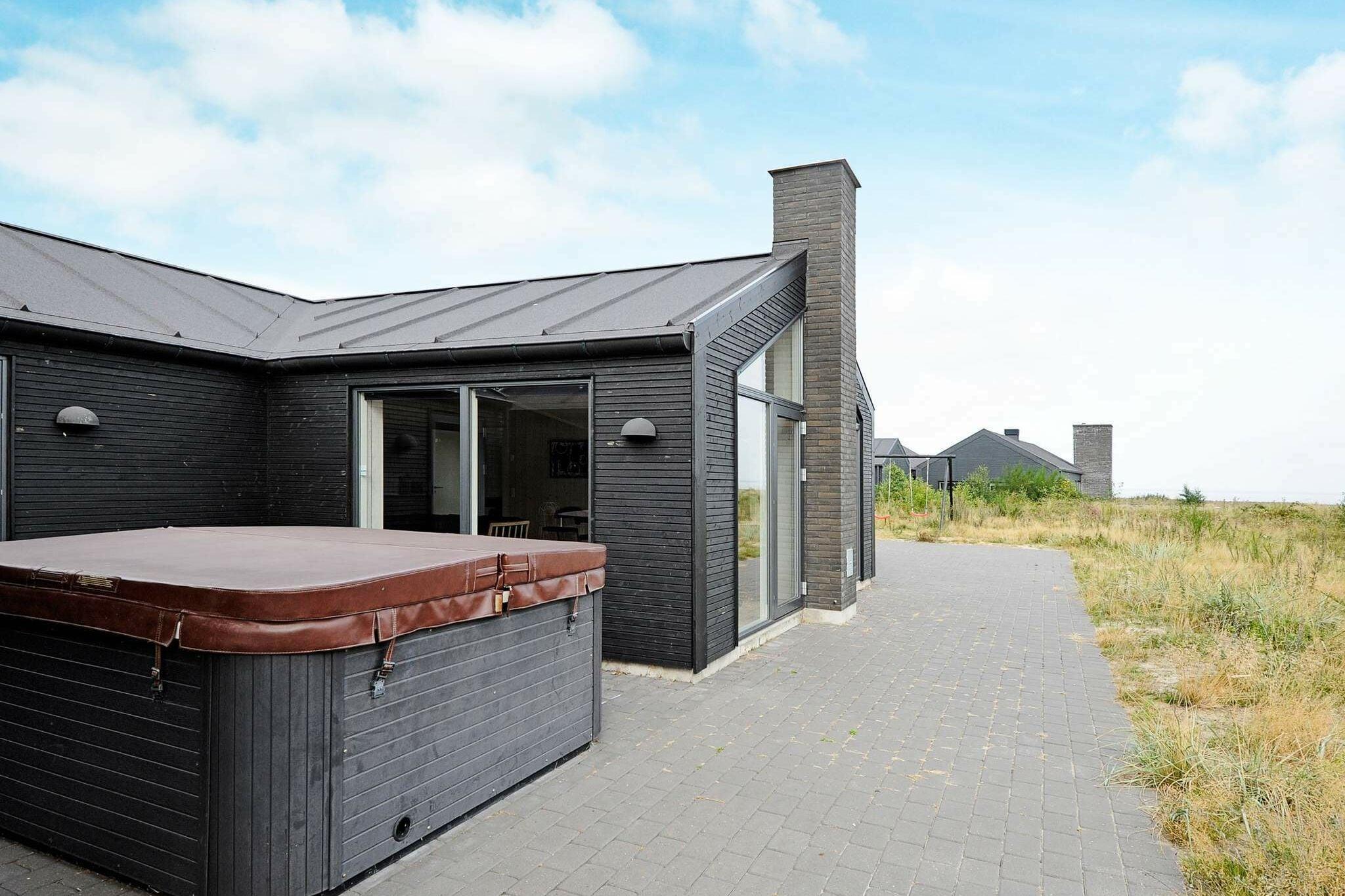 Ferienhaus in Römö für 10 Personen