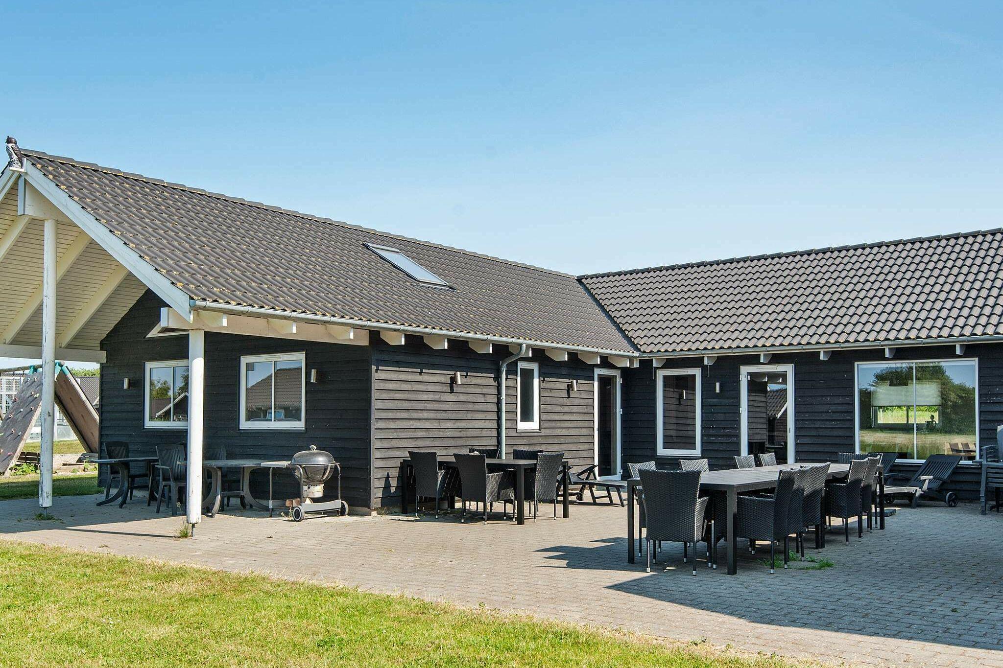 Ferienhaus in Sydals für 20 Personen