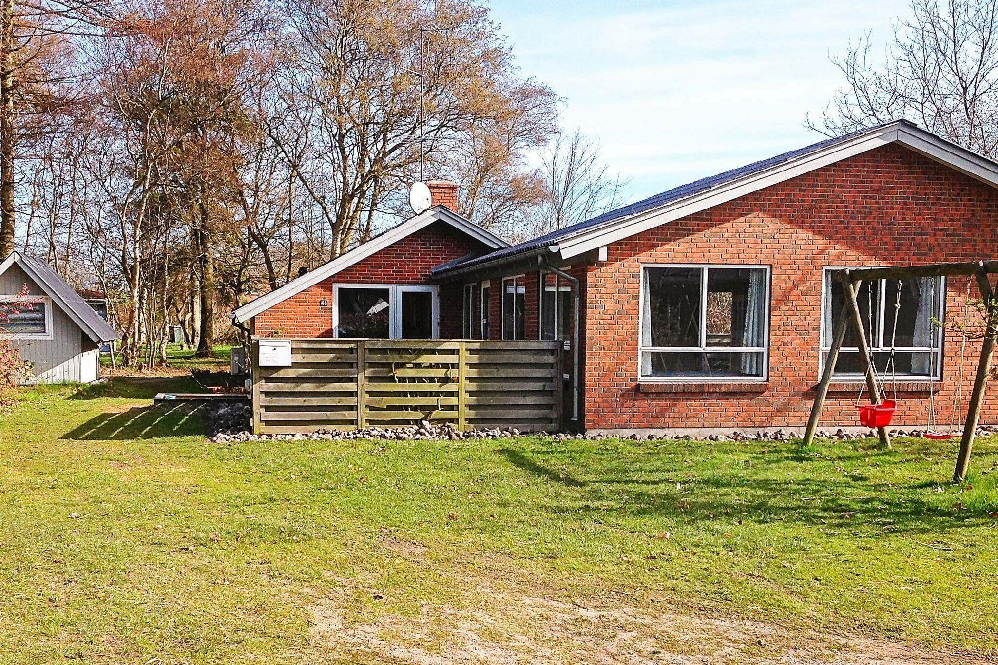 Ferienhaus in Glesborg für 10 Personen