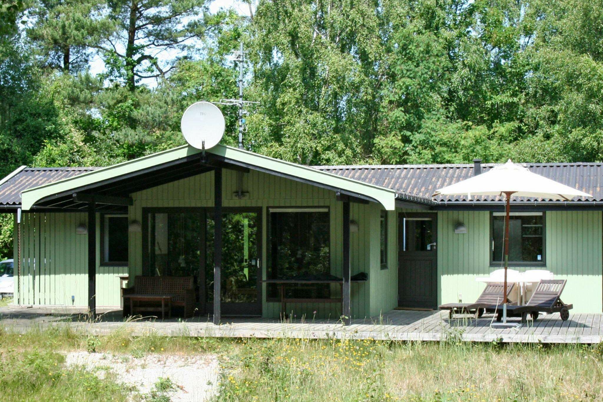 Ferienhaus in Åkirkeby für 6 Personen