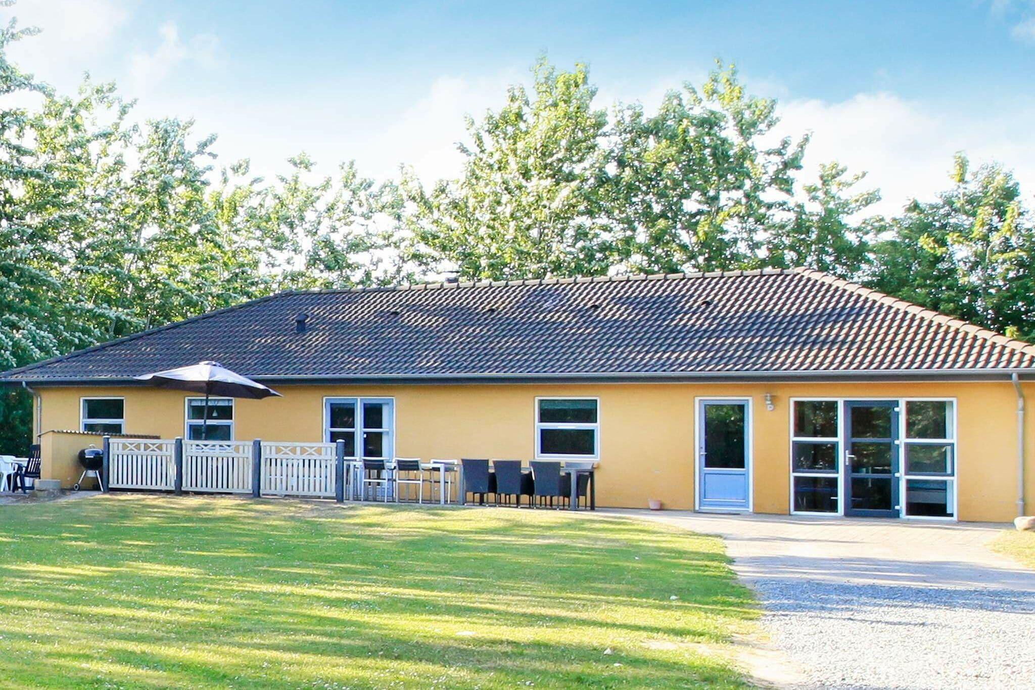 Ferienhaus in Höjslev für 12 Personen