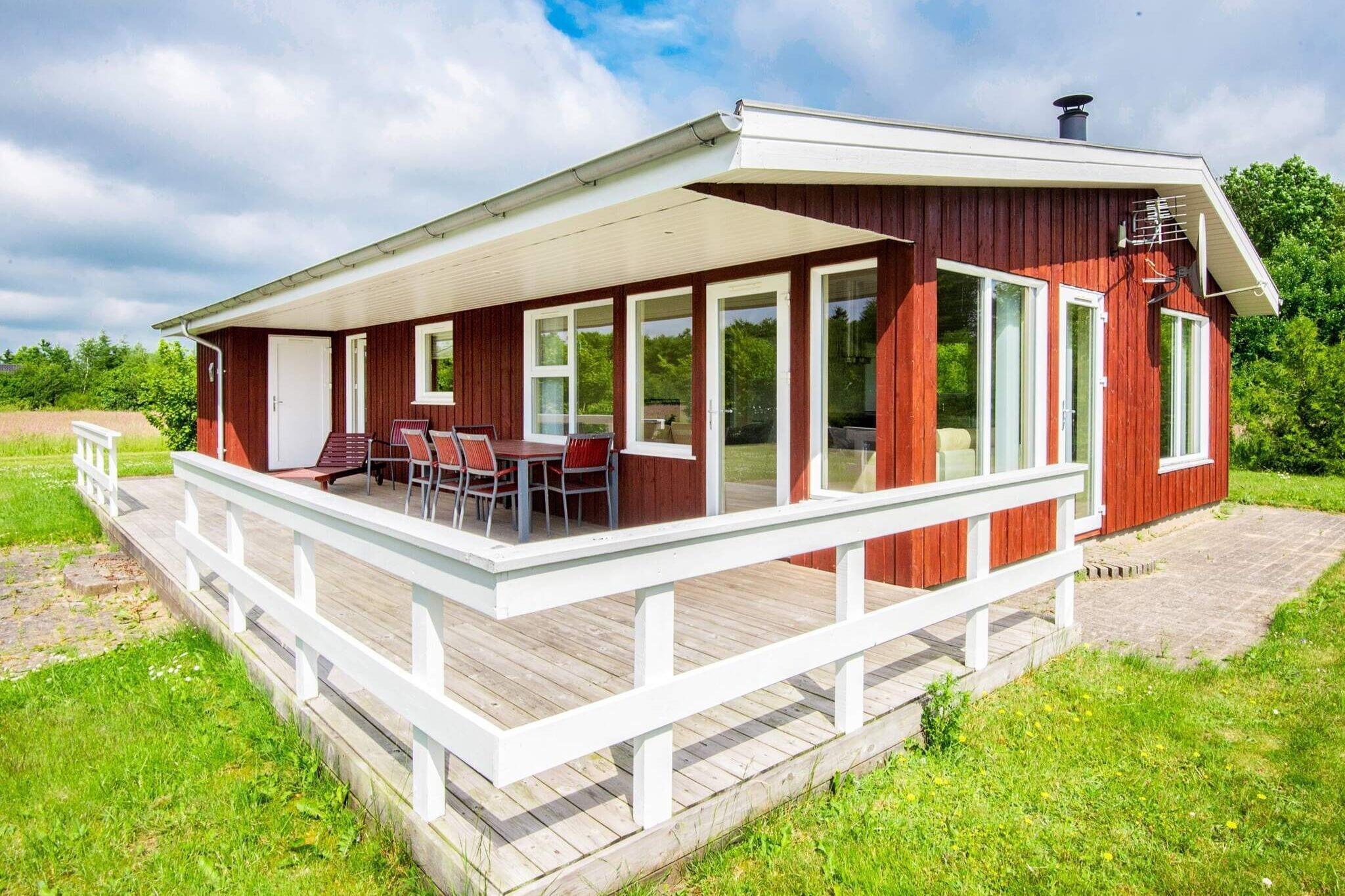 Ferienhaus in Hovborg für 6 Personen