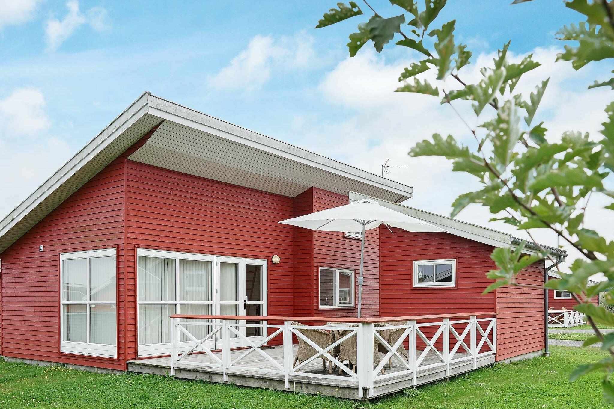 Ferienhaus in Gudhjem für 4 Personen