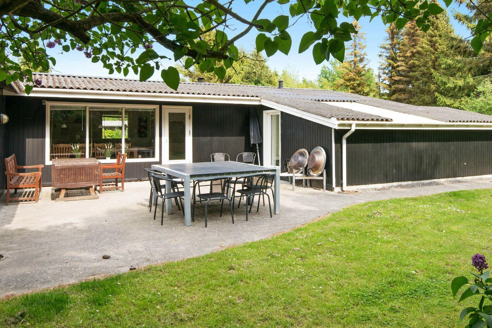 Ferienhaus in Ørsted für 14 Personen