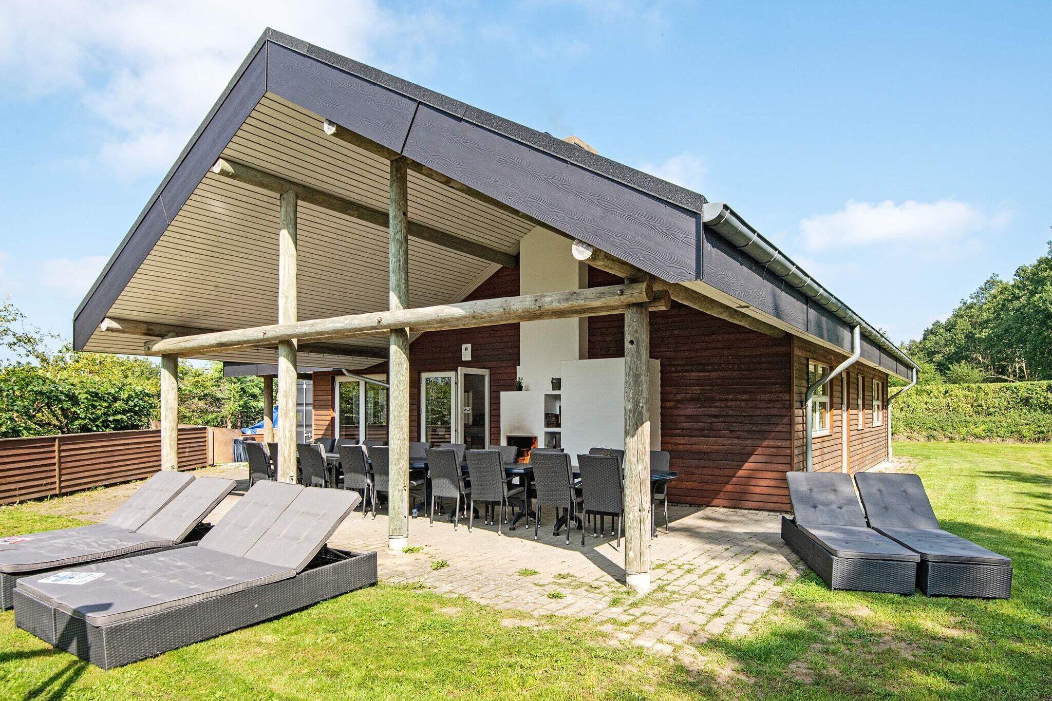 Ferienhaus in Farvang für 17 Personen
