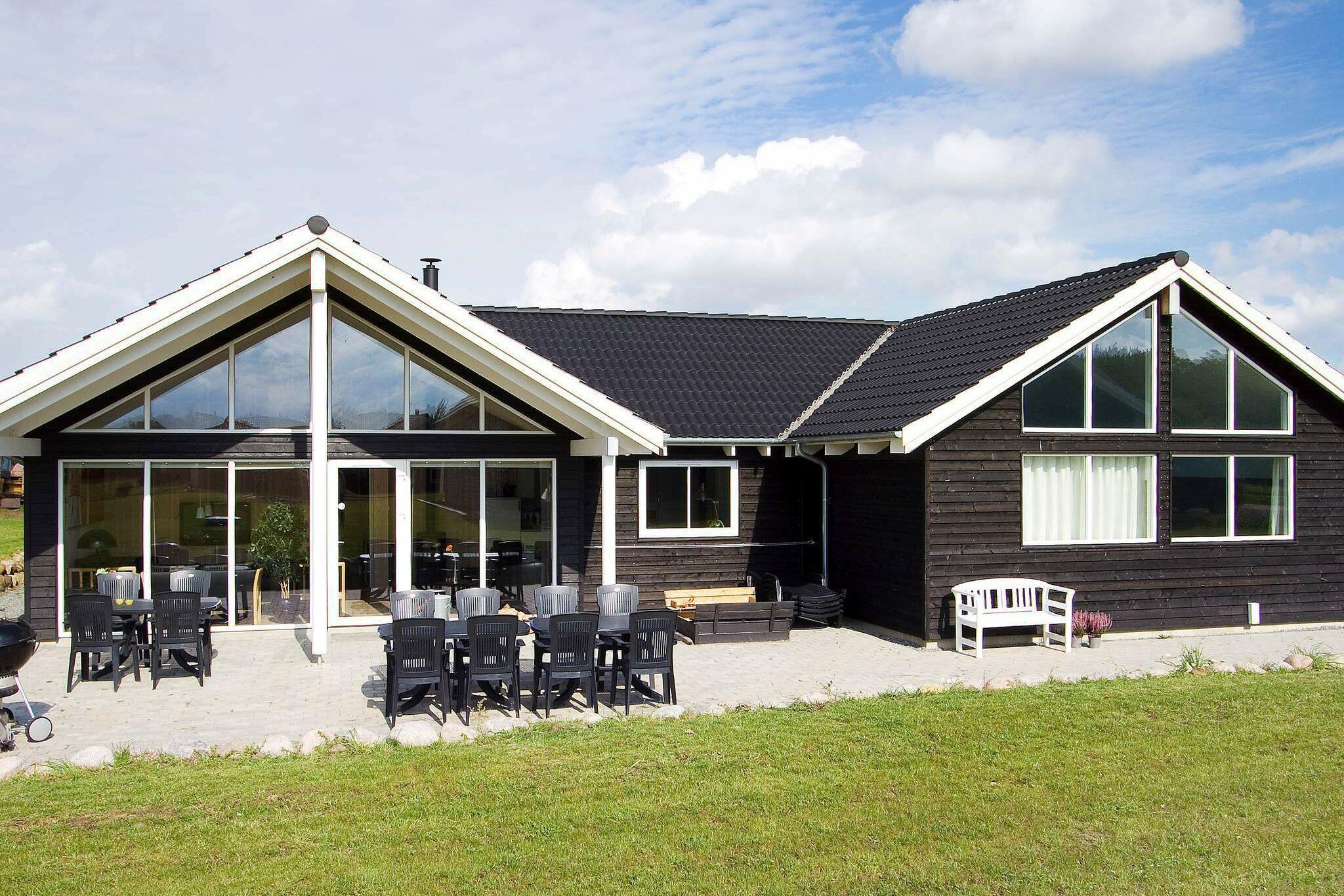 Ferienhaus in Sydals für 16 Personen