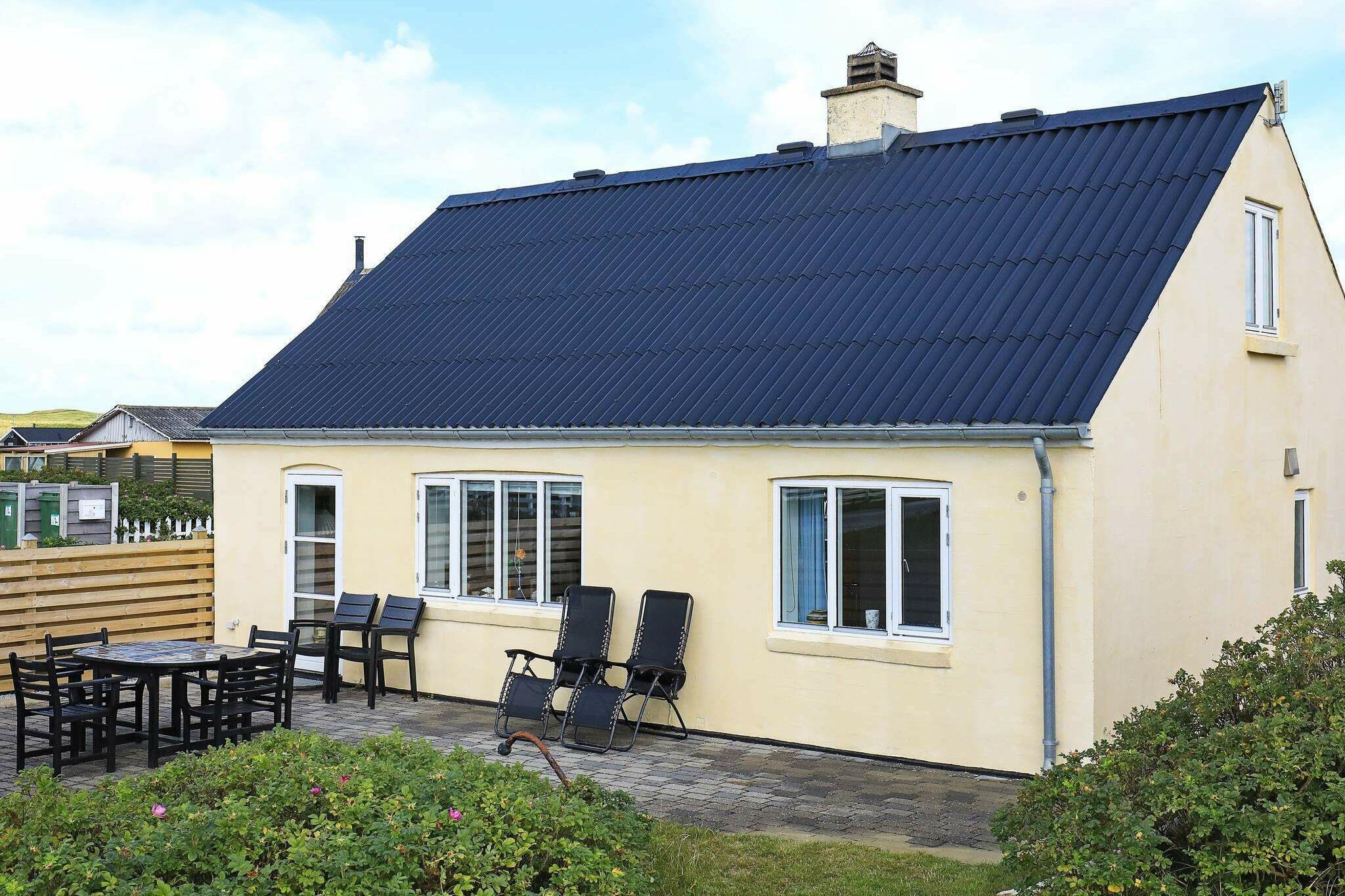 Ferienhaus in Harboöre für 6 Personen