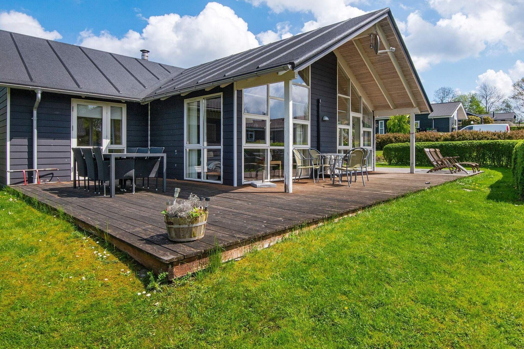 Ferienhaus in Apenrade für 12 Personen