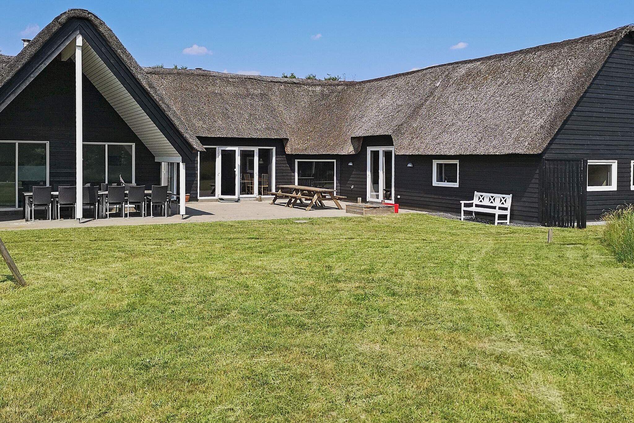 Ferienhaus in Römö für 20 Personen