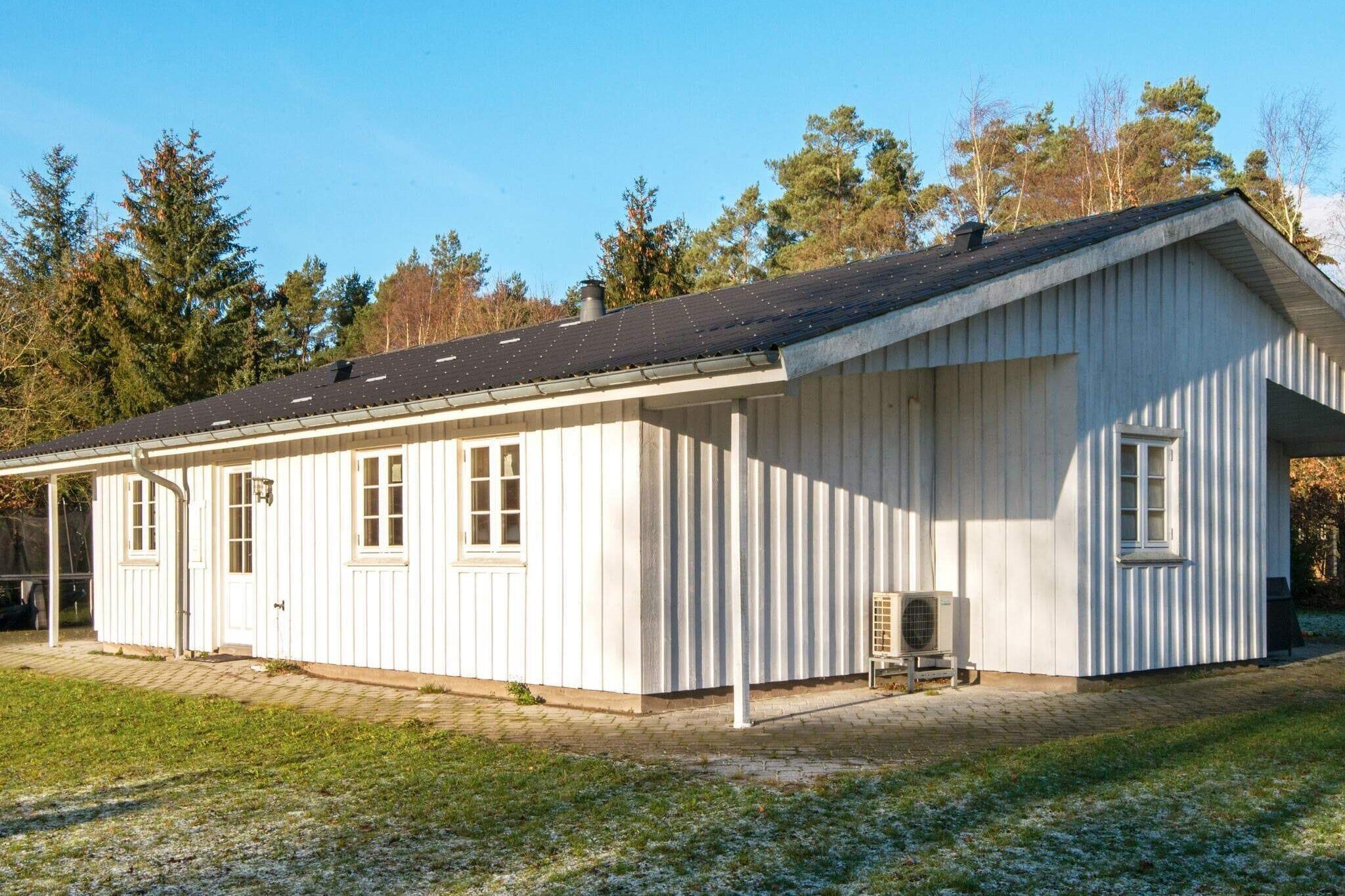 Ferienhaus in Glesborg für 8 Personen