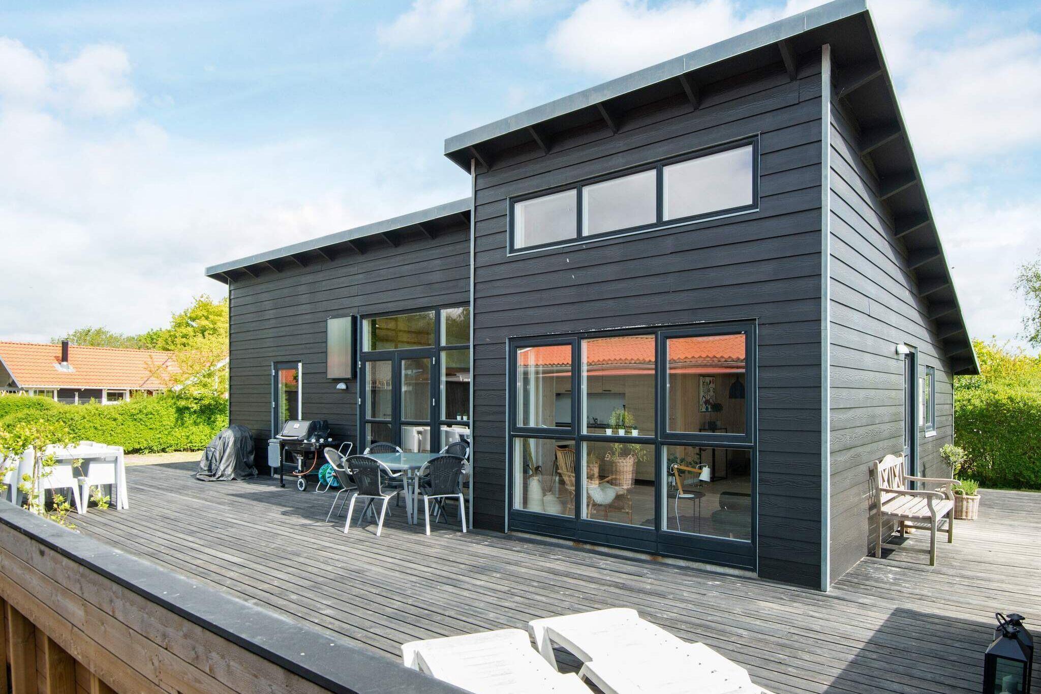 Ferienhaus in Bjert für 6 Personen