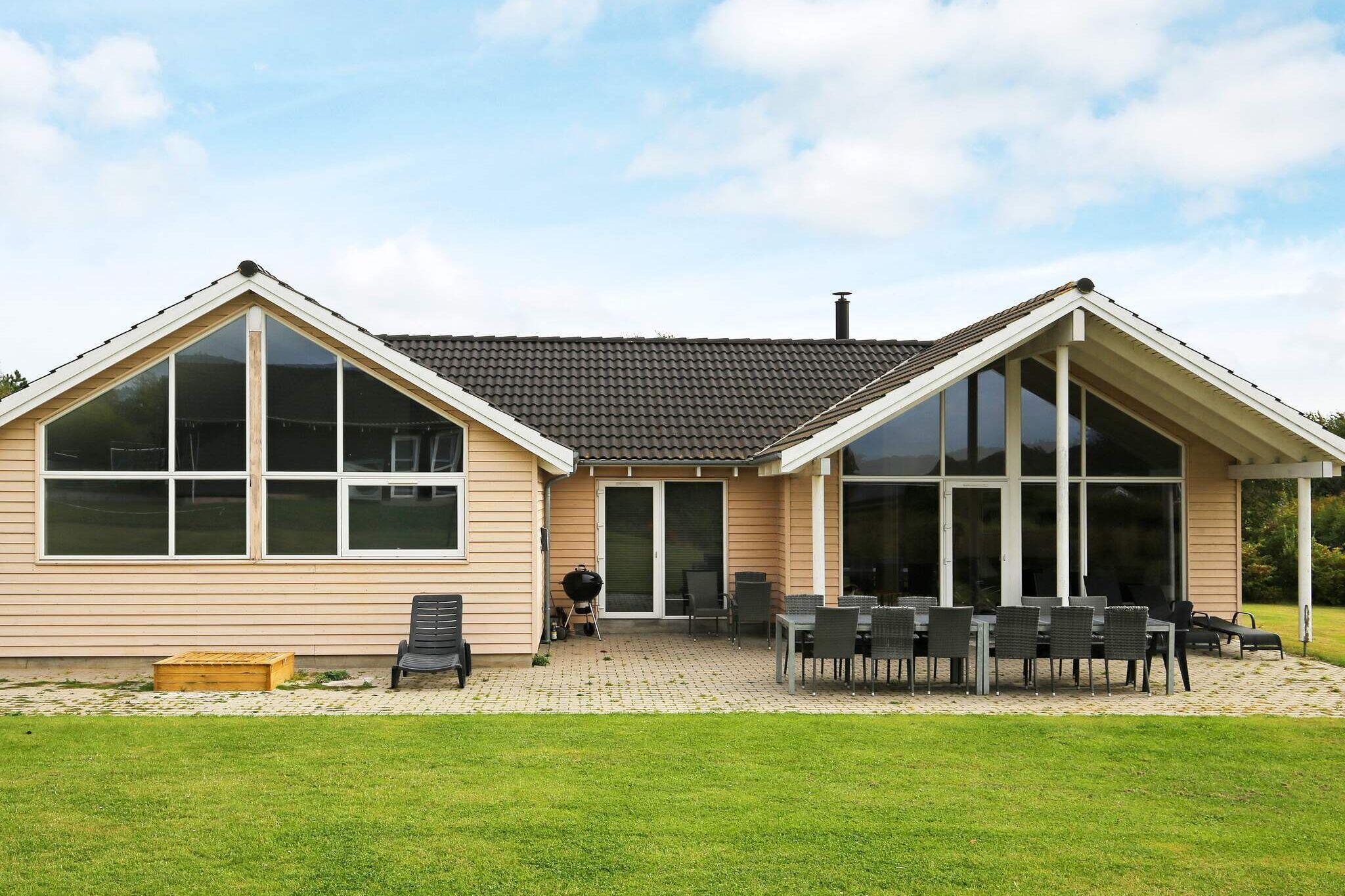 Ferienhaus in Tisvildeleje für 16 Personen