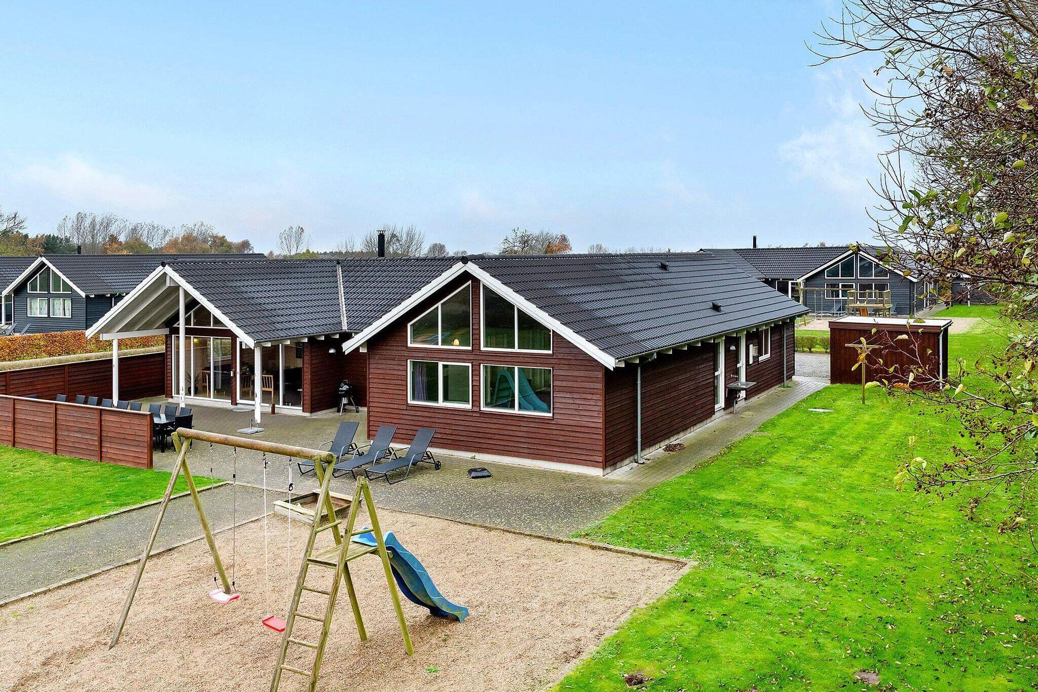 Ferienhaus in Nordborg für 18 Personen
