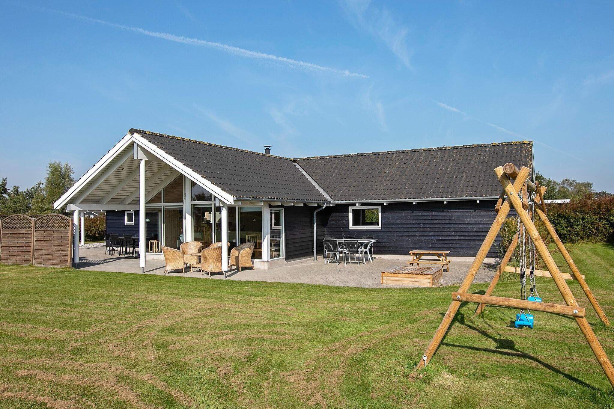 Ferienhaus in Idestrup für 12 Personen