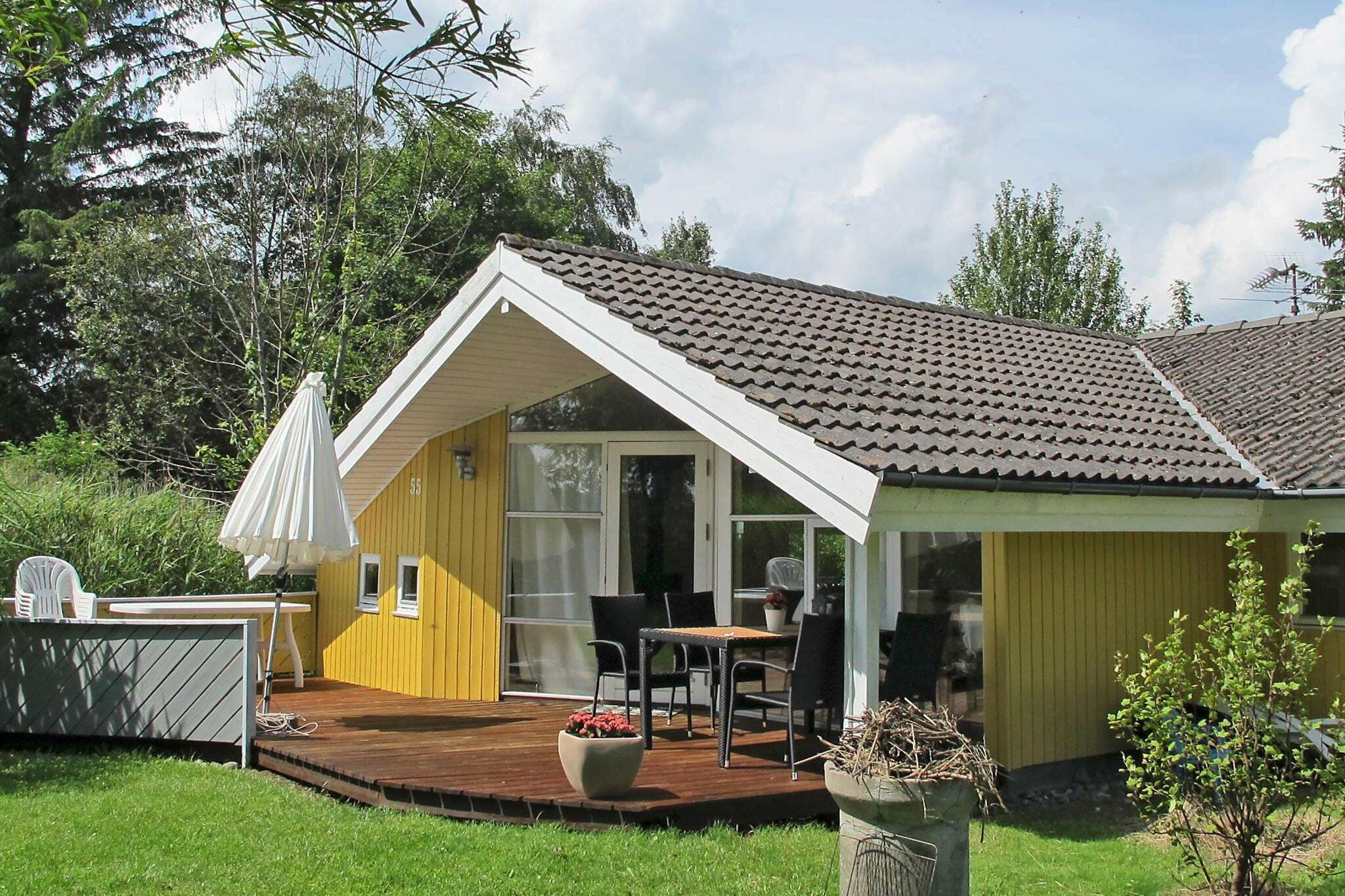 Ferienhaus in Stege für 8 Personen