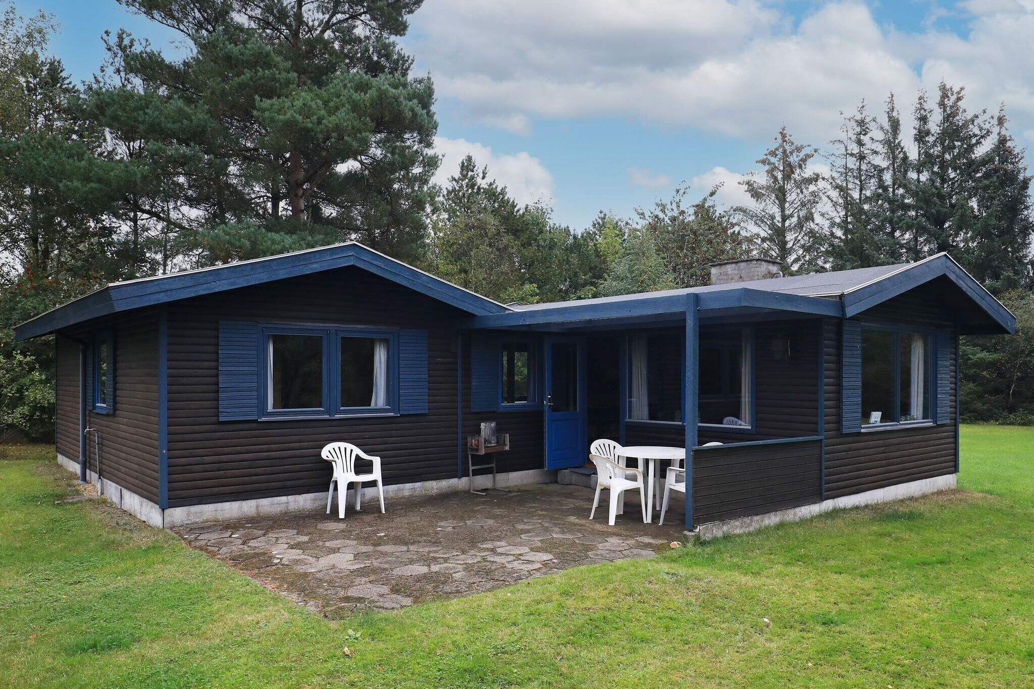 Ferienhaus in Höjslev für 5 Personen