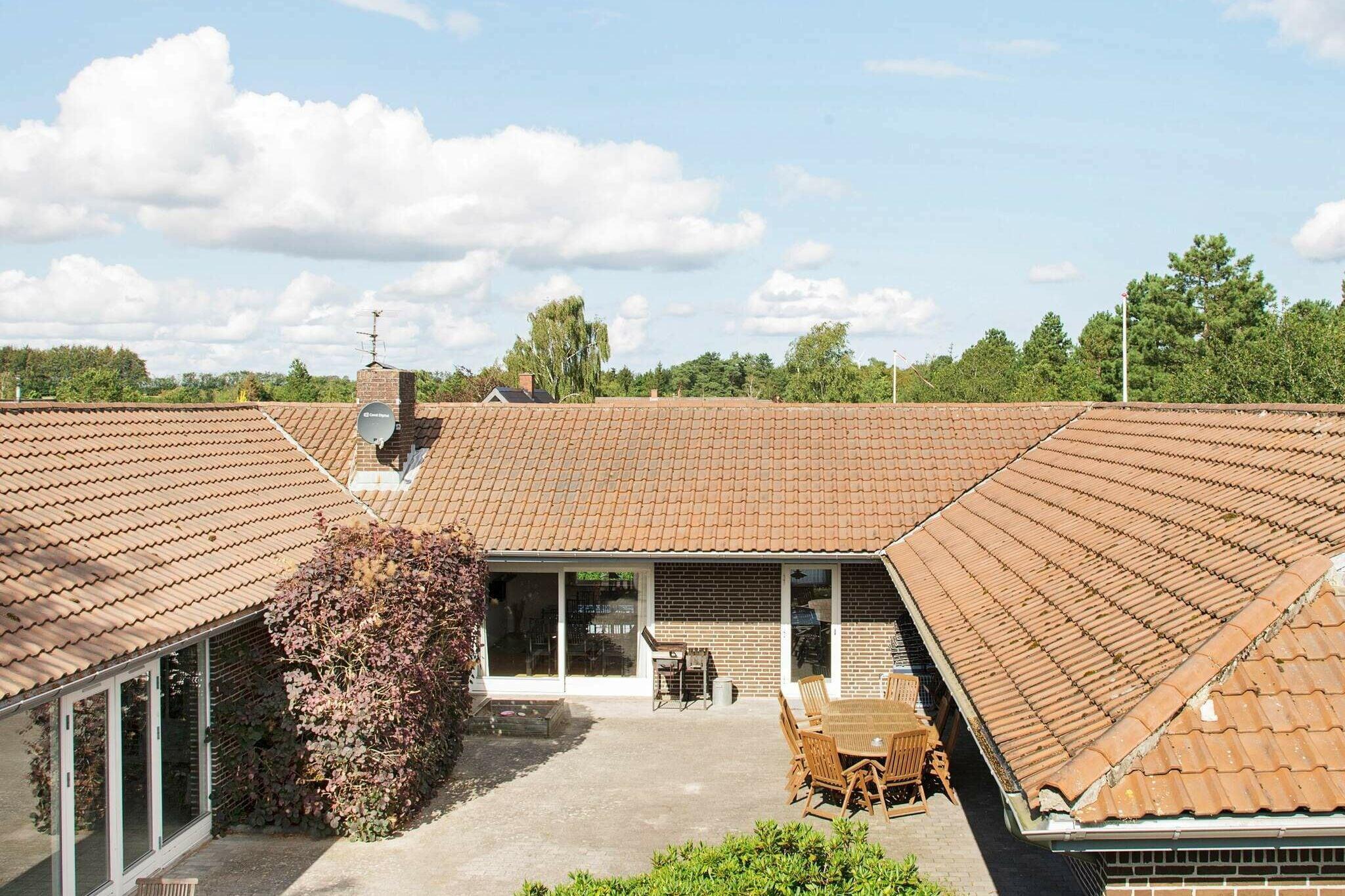 Ferienhaus in Ørsted für 17 Personen