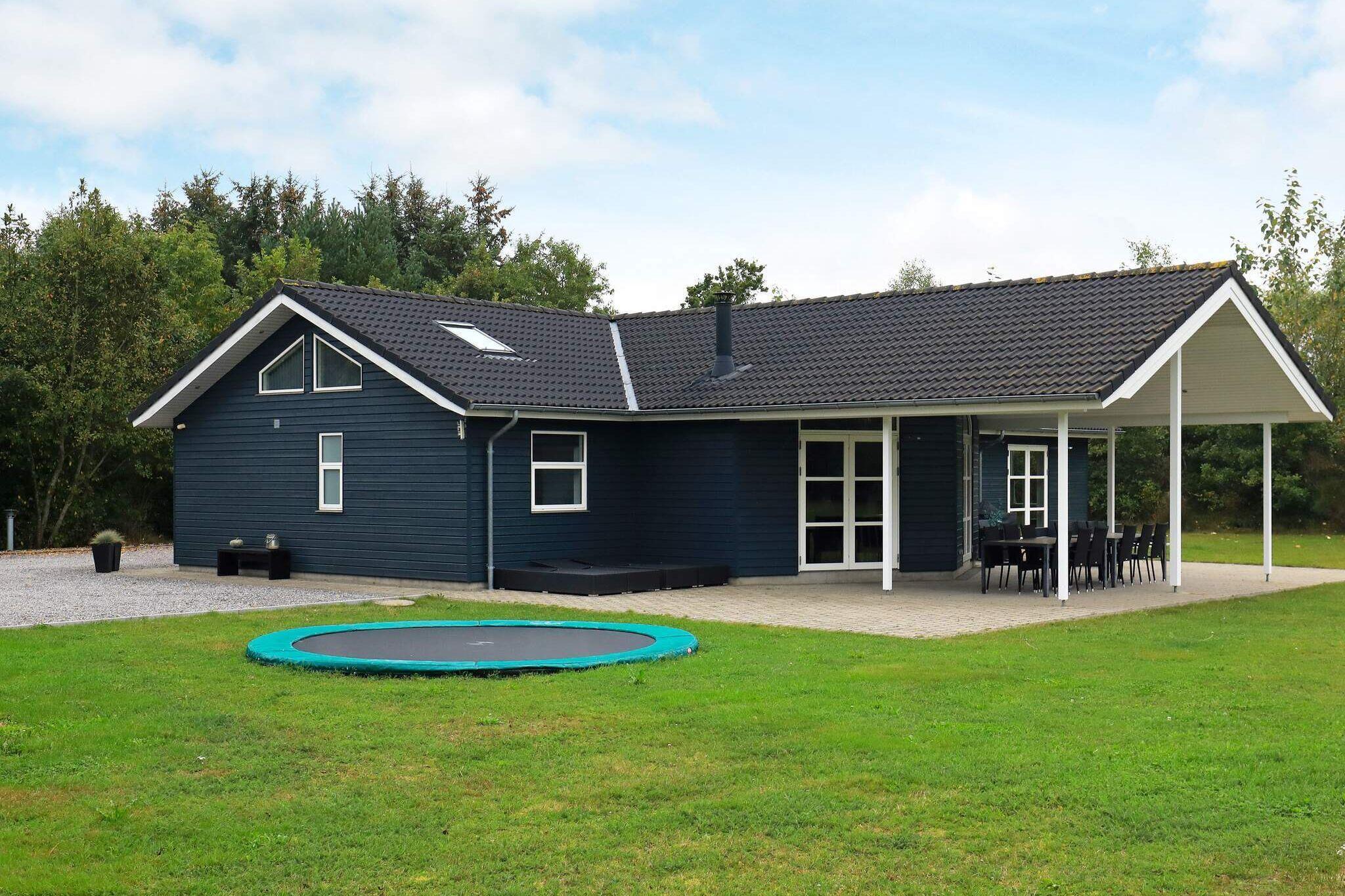 Ferienhaus in Höjslev für 14 Personen
